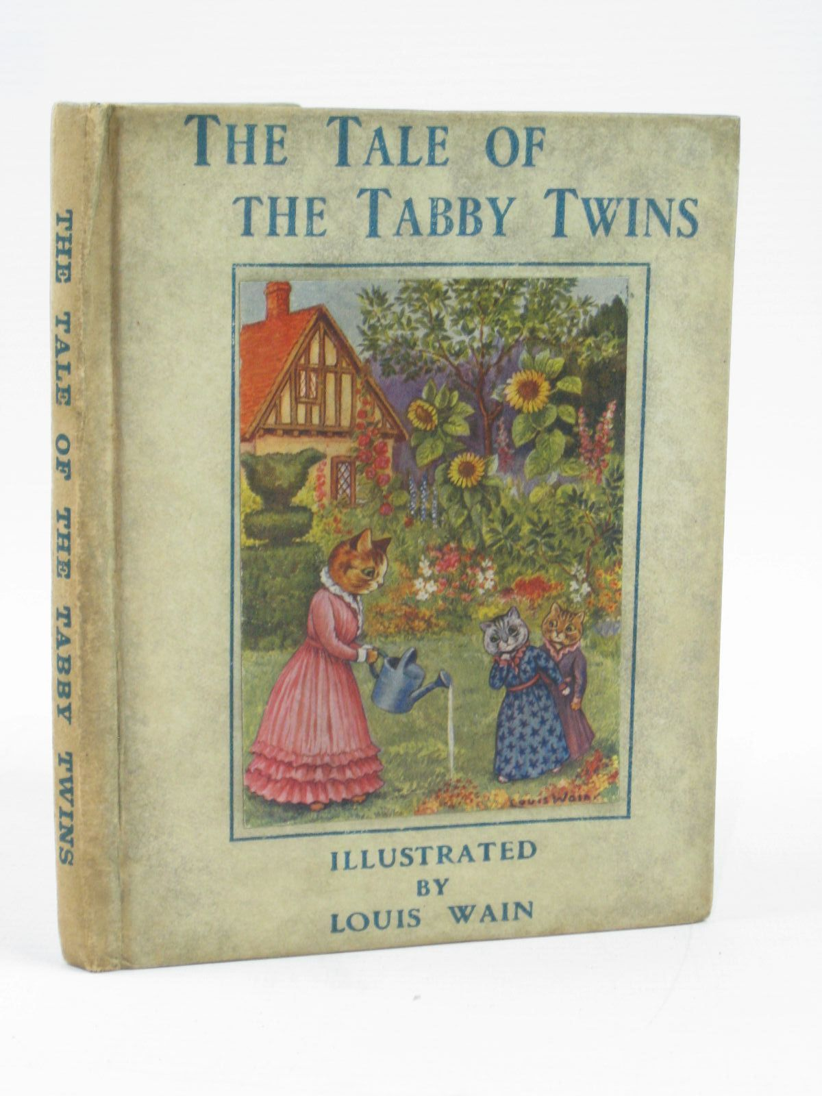 Photo of THE TALE OF THE TABBY TWINS- Stock Number: 1406448