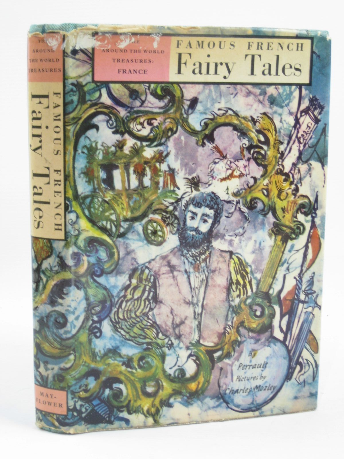 Photo of FAMOUS FRENCH FAIRY TALES written by Perrault, Charles Stone, David illustrated by Mozley, Charles published by Franklin Watts, Inc (STOCK CODE: 1406520)  for sale by Stella & Rose's Books