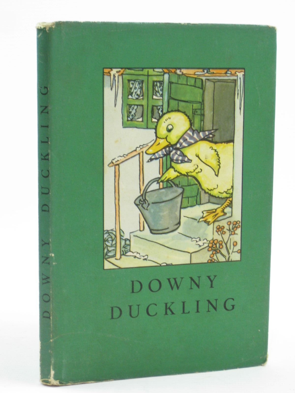 Photo of DOWNY DUCKLING written by Macgregor, A.J. Perring, W. illustrated by Macgregor, A.J. published by Wills & Hepworth Ltd. (STOCK CODE: 1406599)  for sale by Stella & Rose's Books