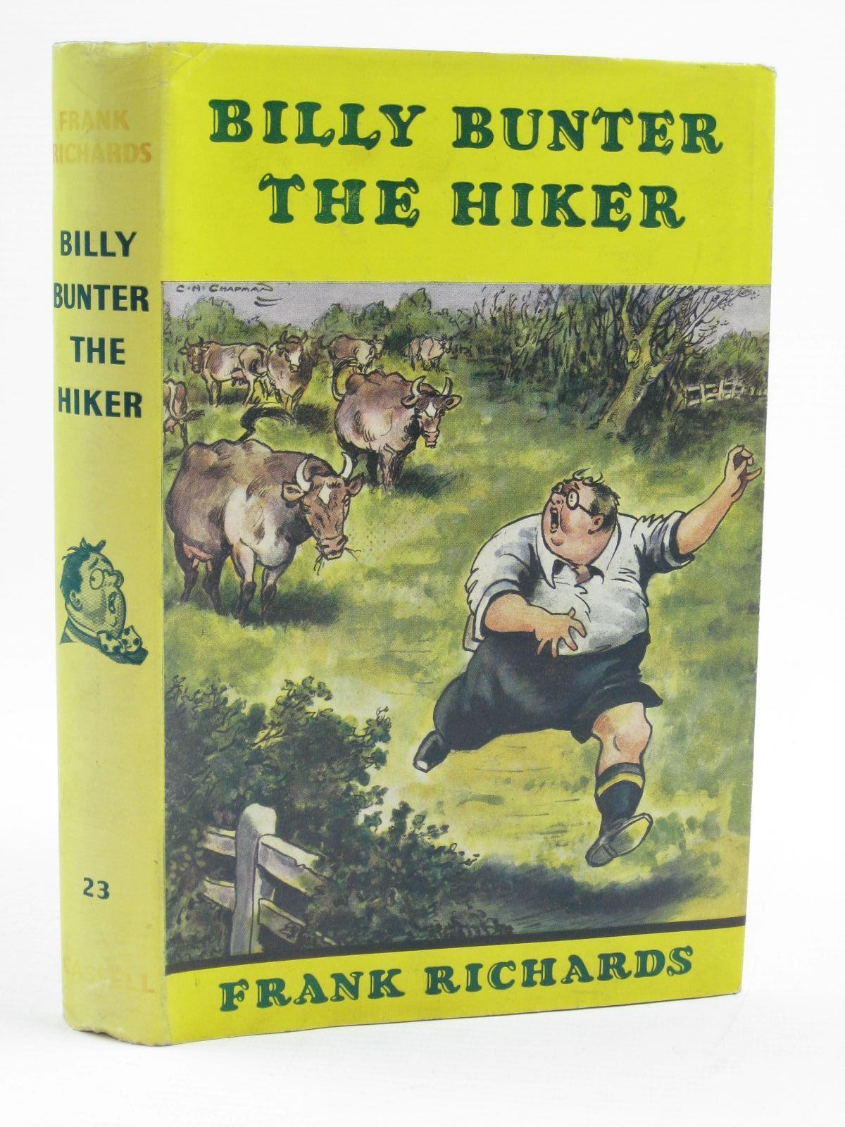 Photo of BILLY BUNTER THE HIKER- Stock Number: 1406896