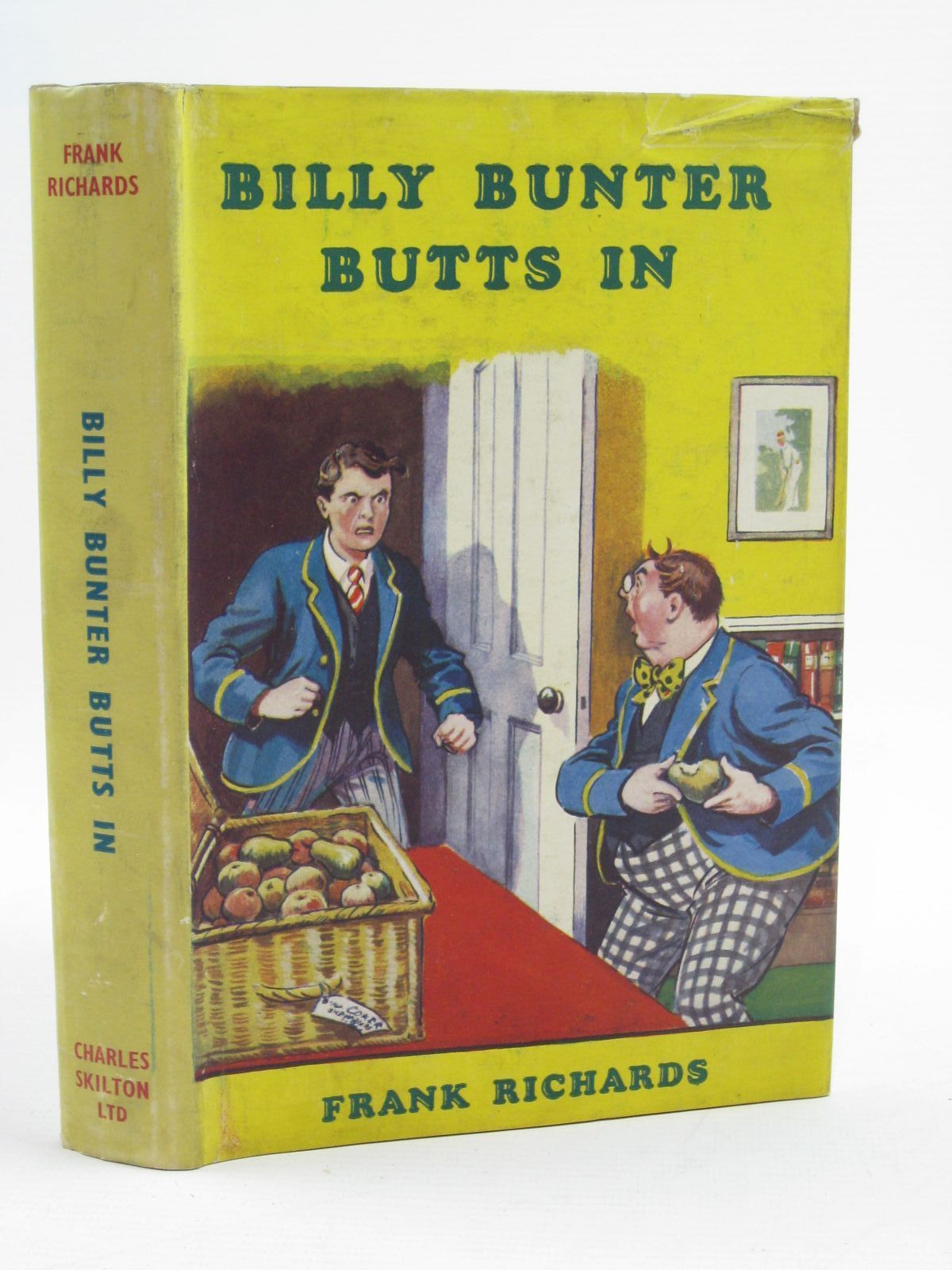 Photo of BILLY BUNTER BUTTS IN- Stock Number: 1406908