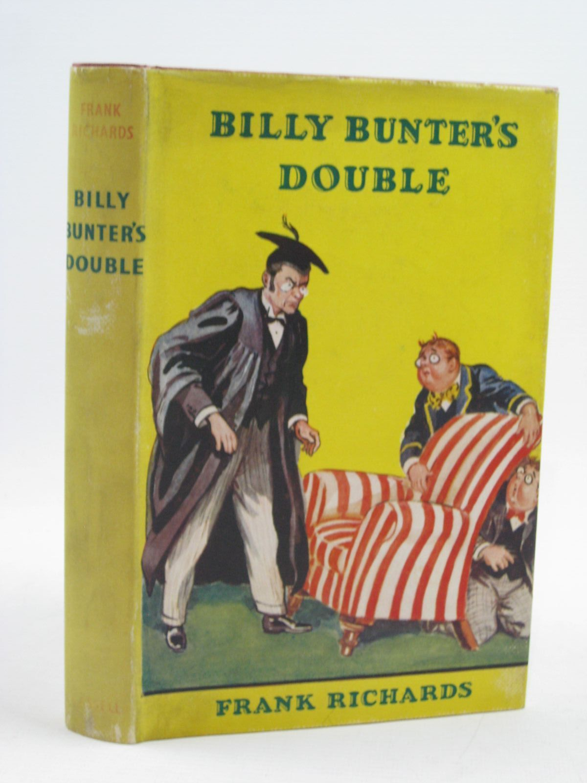 Photo of BILLY BUNTER'S DOUBLE- Stock Number: 1406930