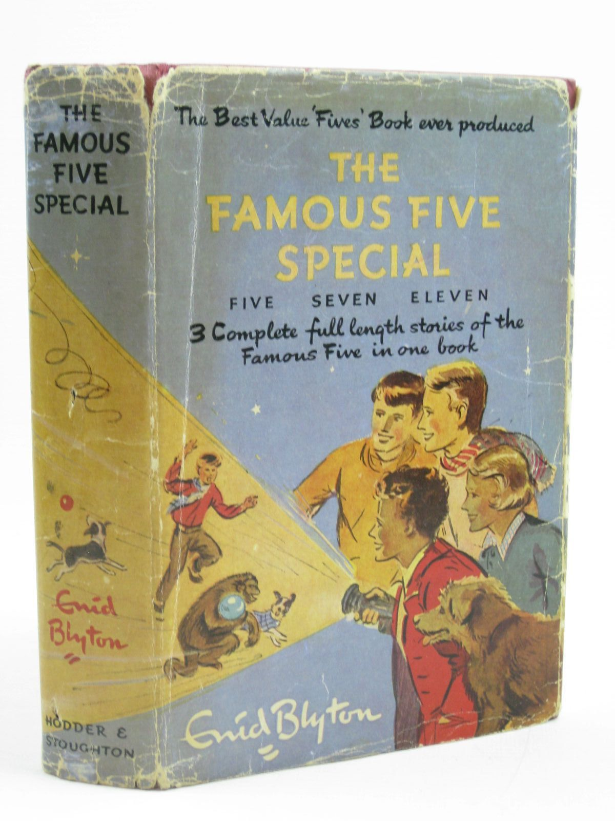 Photo of THE FAMOUS FIVE SPECIAL written by Blyton, Enid illustrated by Soper, Eileen published by Hodder & Stoughton (STOCK CODE: 1406967)  for sale by Stella & Rose's Books