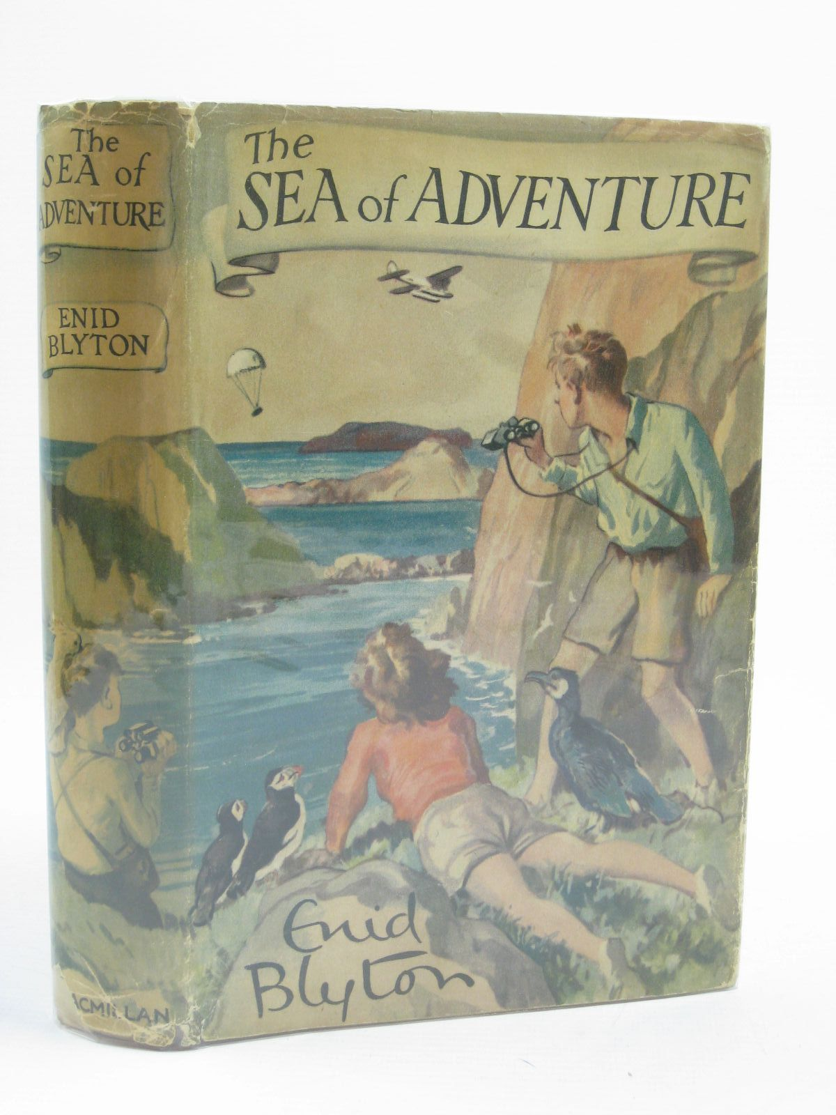 Photo of THE SEA OF ADVENTURE- Stock Number: 1407031