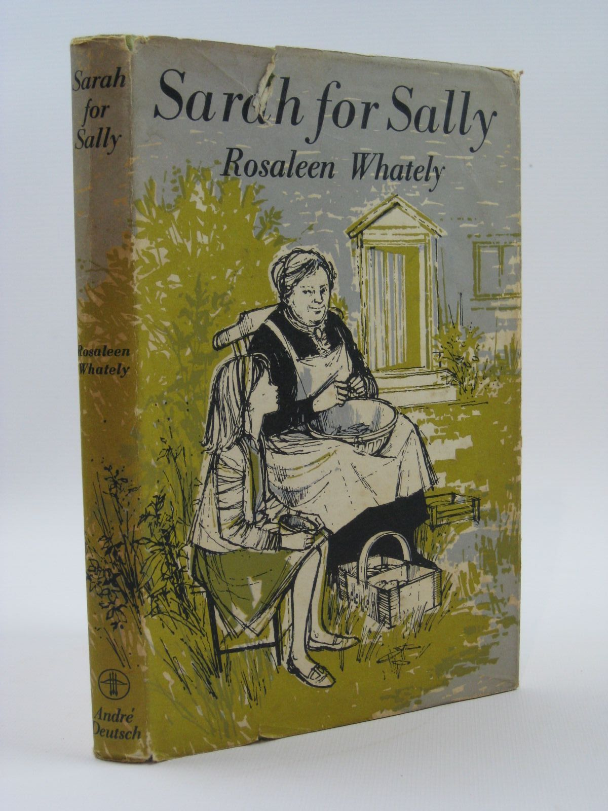 Photo of SARAH FOR SALLY written by Whately, Rosaleen illustrated by Linton, Ann published by Andre Deutsch (STOCK CODE: 1407046)  for sale by Stella & Rose's Books