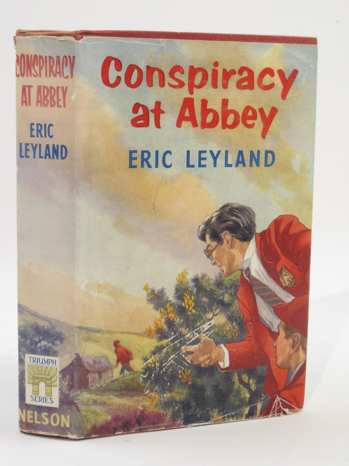 Photo of CONSPIRACY AT ABBEY- Stock Number: 1407099