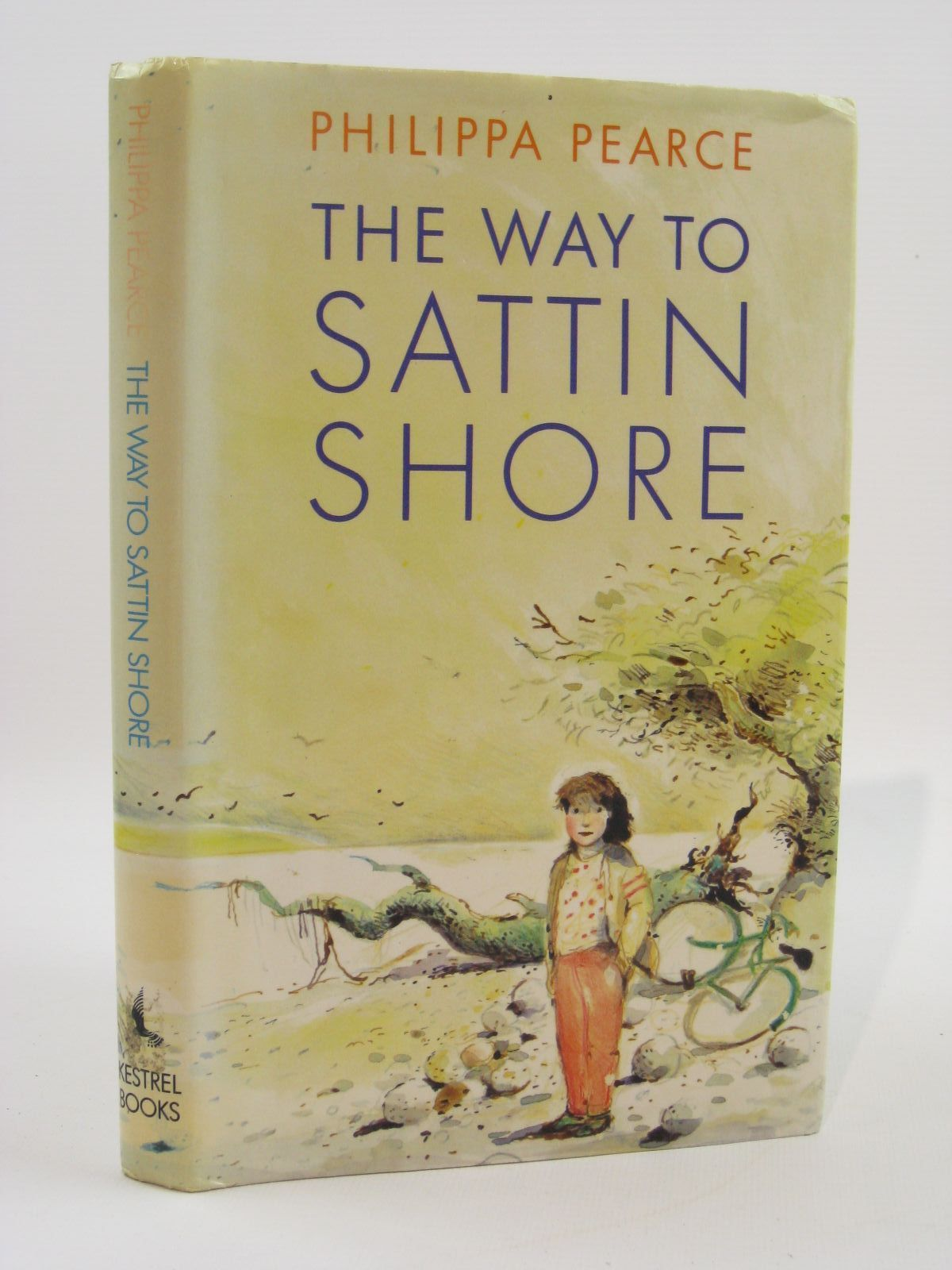 Photo of THE WAY TO SATTIN SHORE written by Pearce, Philippa illustrated by Voake, Charlotte published by Kestrel Books (STOCK CODE: 1407116)  for sale by Stella & Rose's Books