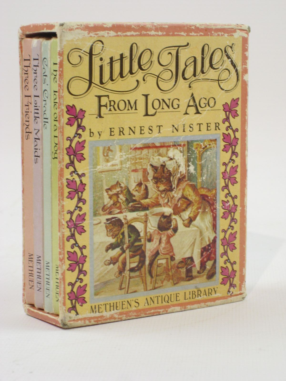 Photo of LITTLE TALES FROM LONG AGO- Stock Number: 1407149