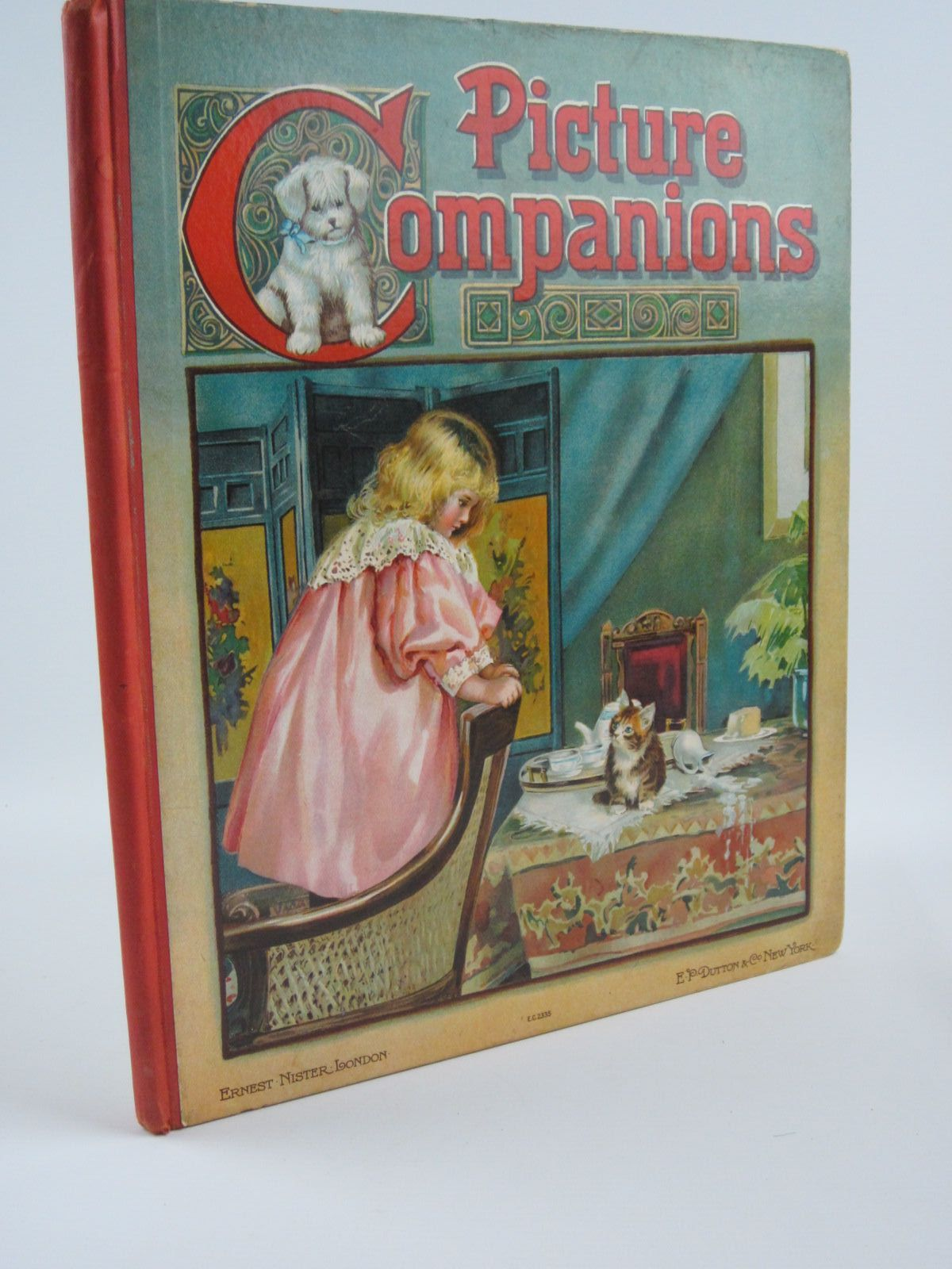 Photo of PICTURE COMPANIONS published by Ernest Nister (STOCK CODE: 1501336)  for sale by Stella & Rose's Books