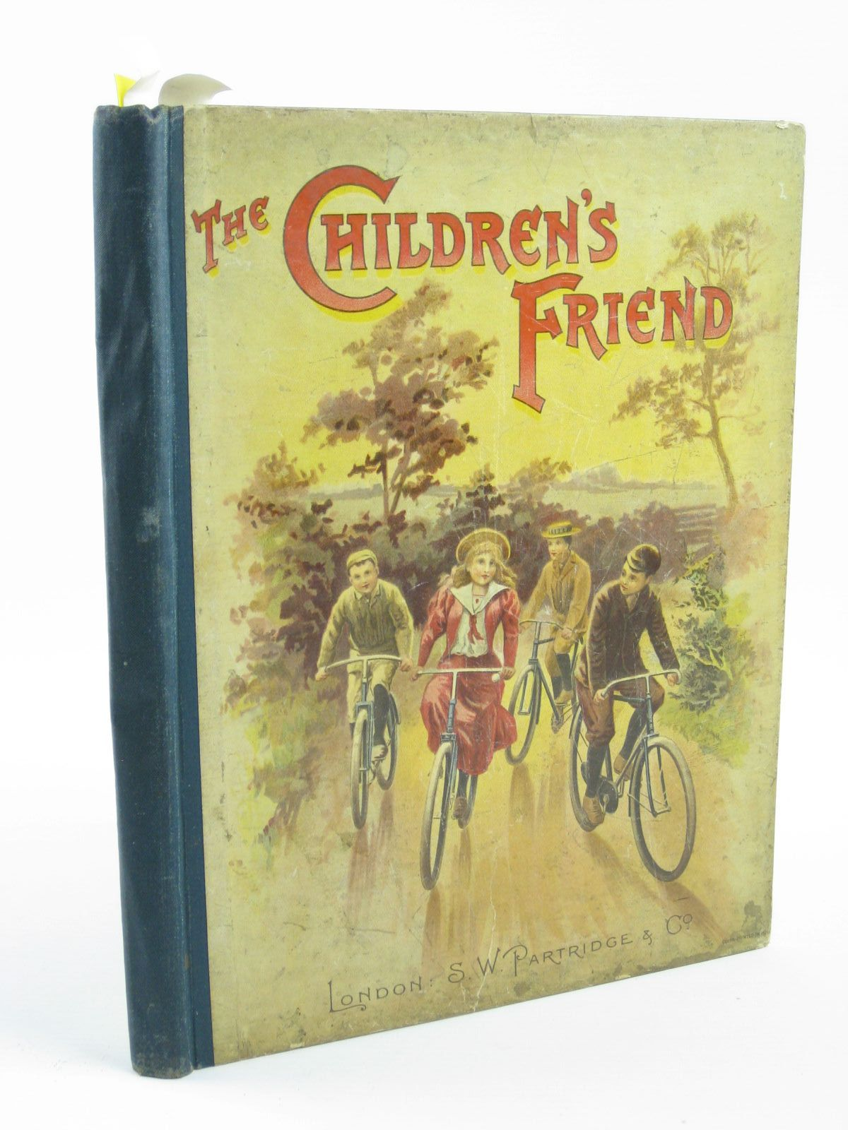 Photo of THE CHILDREN'S FRIEND VOLUME XXXVIII - 1898 written by Waterworth, E.M.<br />Bingham, Clifton<br />Rogers, Eva C.<br />Chappell, Jennie<br />et al,  illustrated by Wain, Louis<br />Rainey, W.<br />Staniland, C.J.<br />et al.,  published by S.W. Partridge &amp; Co. (STOCK CODE: 1501397)  for sale by Stella & Rose's Books