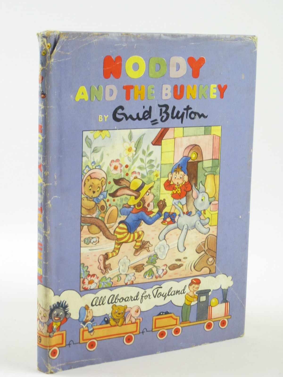 Photo of NODDY AND THE BUNKEY- Stock Number: 1501681