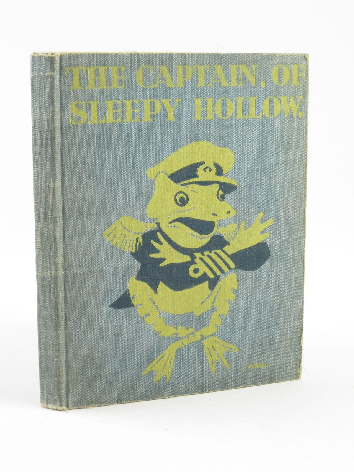 Photo of THE CAPTAIN, OF SLEEPY HOLLOW- Stock Number: 1501856