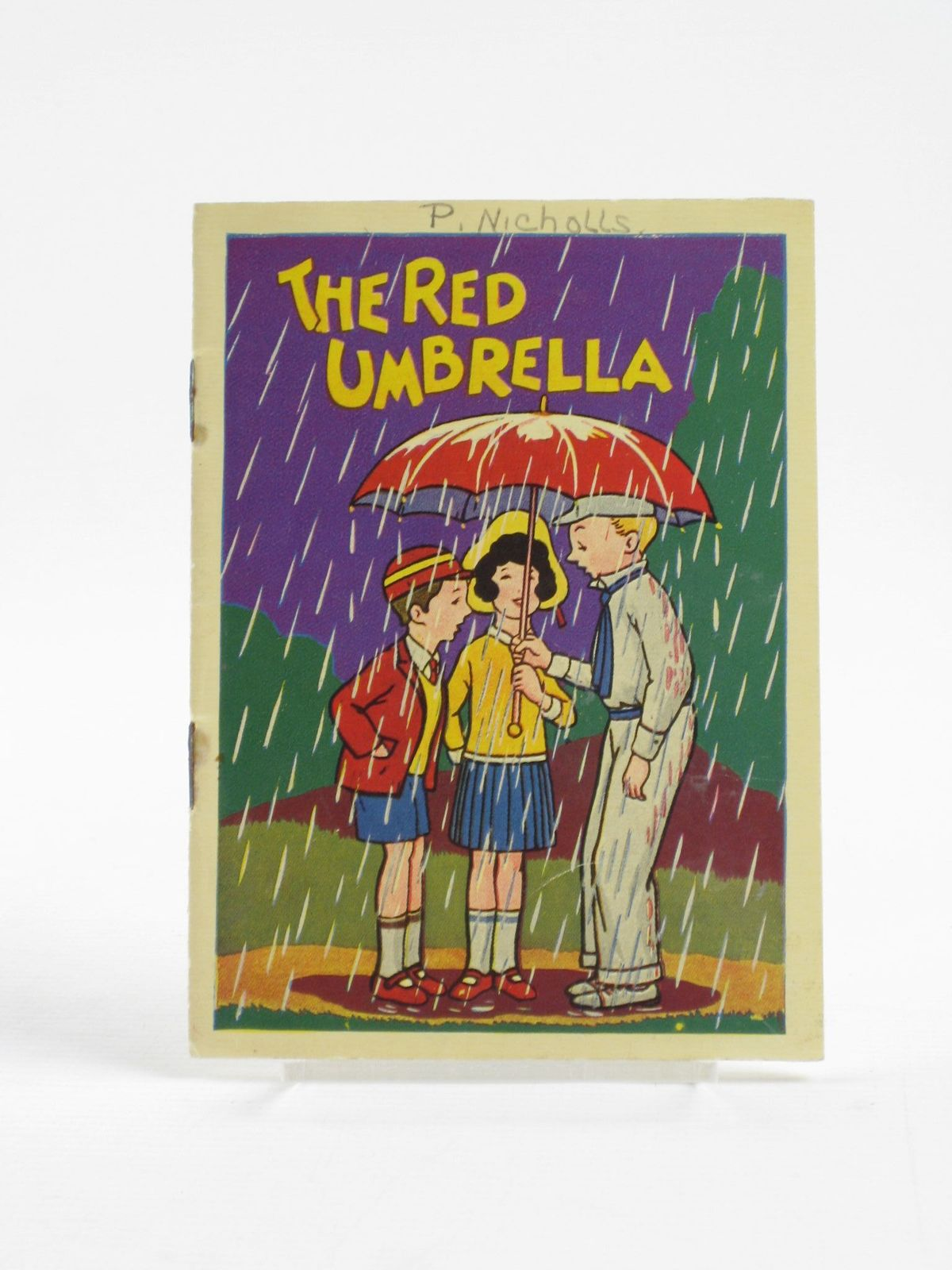 Photo of THE RED UMBRELLA- Stock Number: 1501884