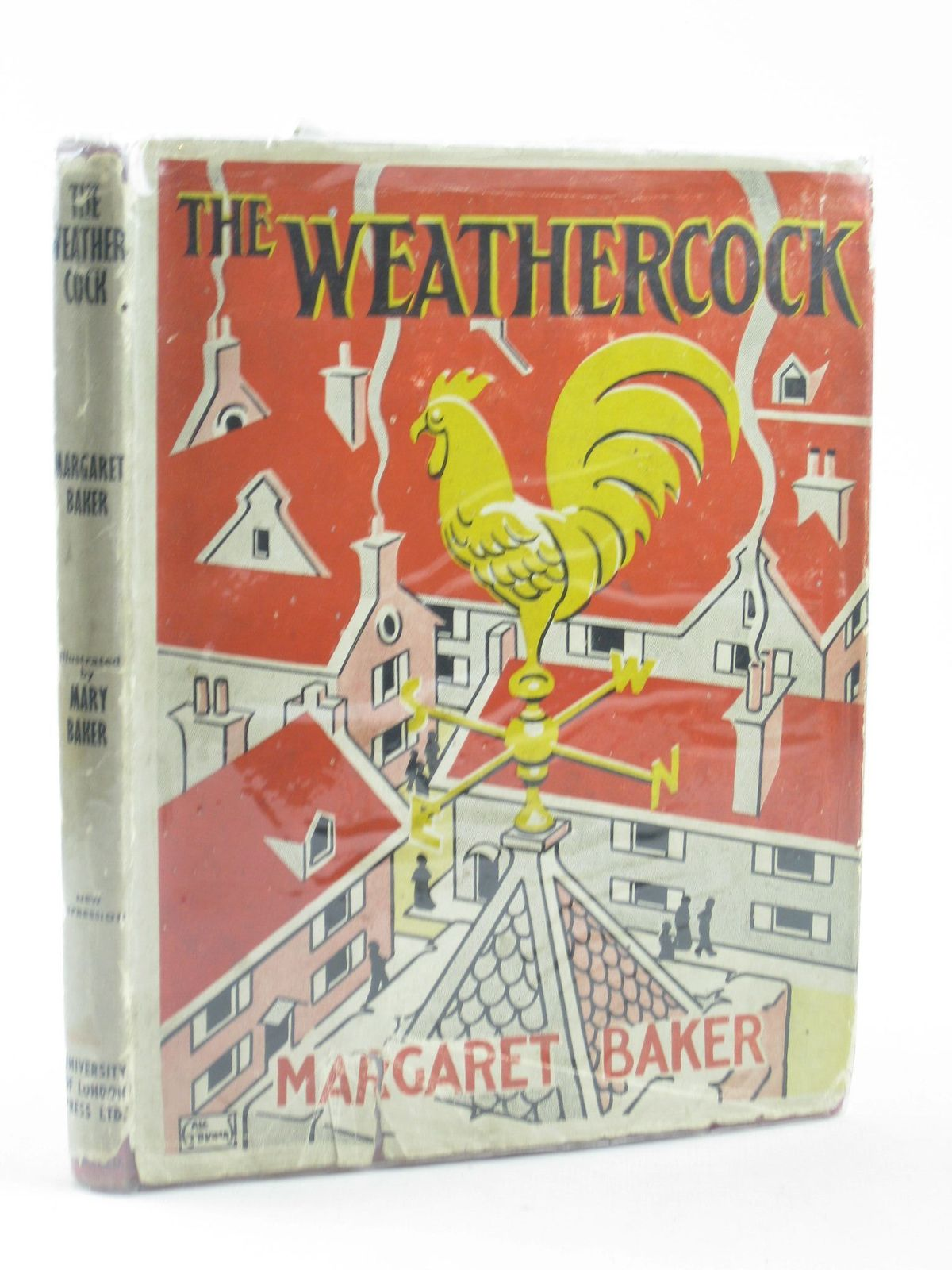 Photo of THE WEATHERCOCK AND OTHER STORIES- Stock Number: 1501939