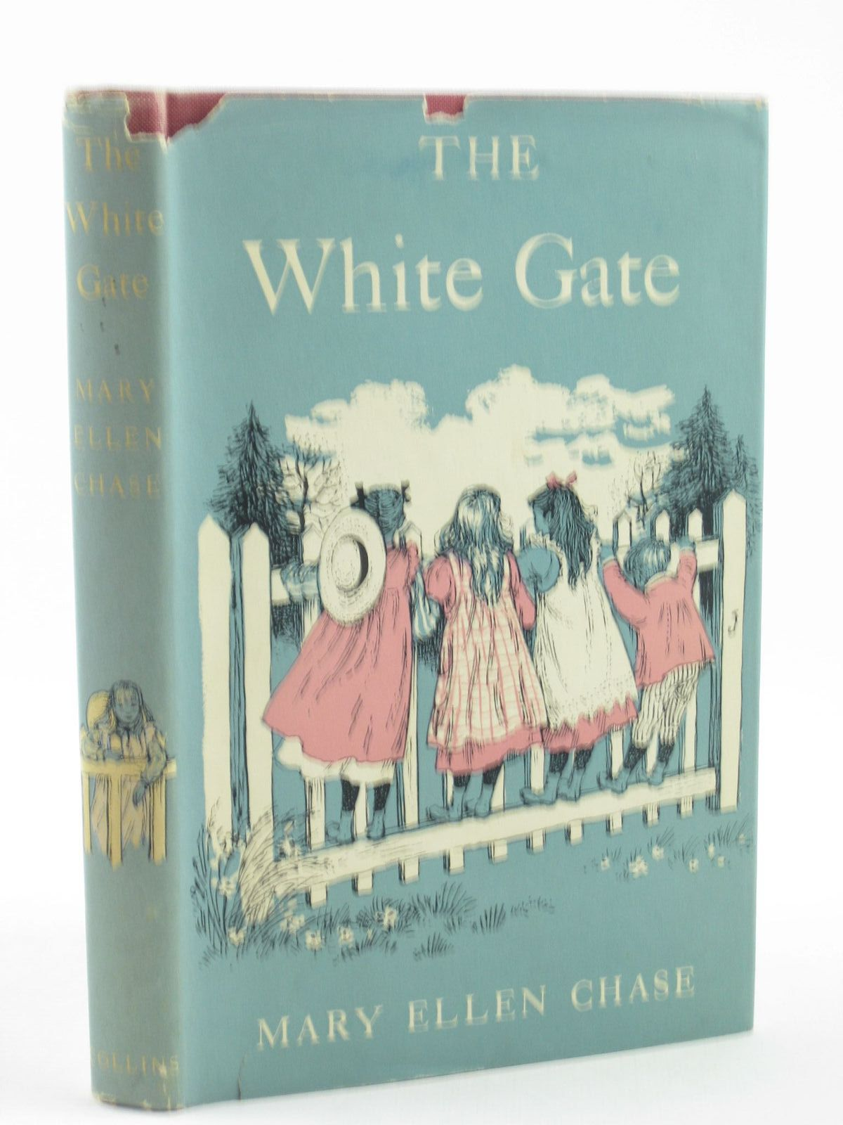 Photo of THE WHITE GATE written by Chase, Mary Ellen illustrated by Hughes, Shirley published by Collins (STOCK CODE: 1502031)  for sale by Stella & Rose's Books