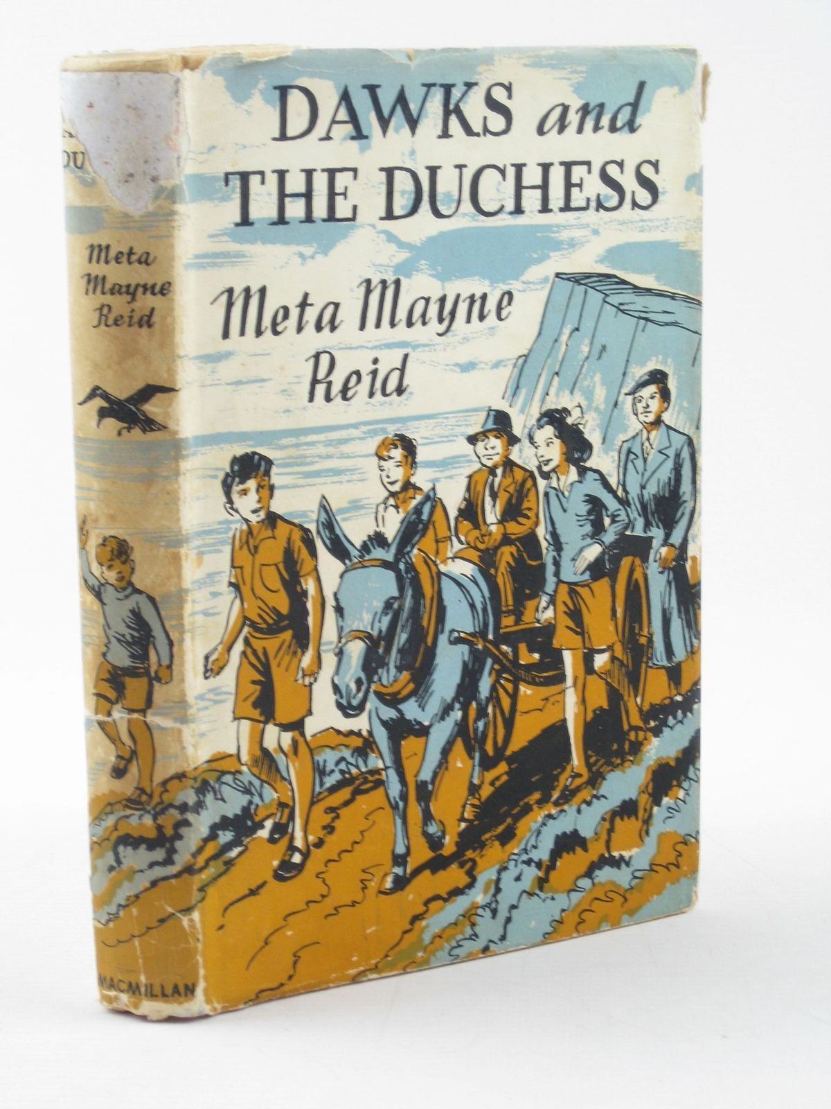 Photo of DAWKS AND THE DUCHESS written by Reid, Meta Mayne published by Macmillan & Co. Ltd. (STOCK CODE: 1502050)  for sale by Stella & Rose's Books