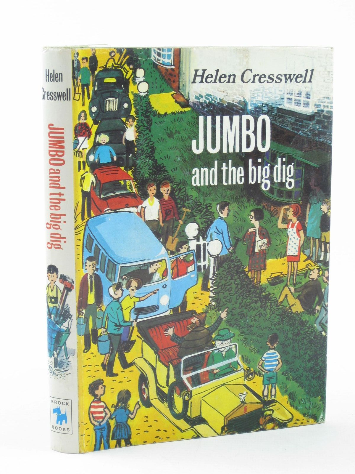 Photo of JUMBO AND THE BIG DIG- Stock Number: 1502064