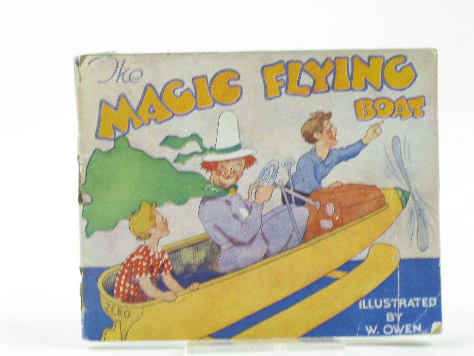 Photo of THE MAGIC FLYING BOAT- Stock Number: 1502075