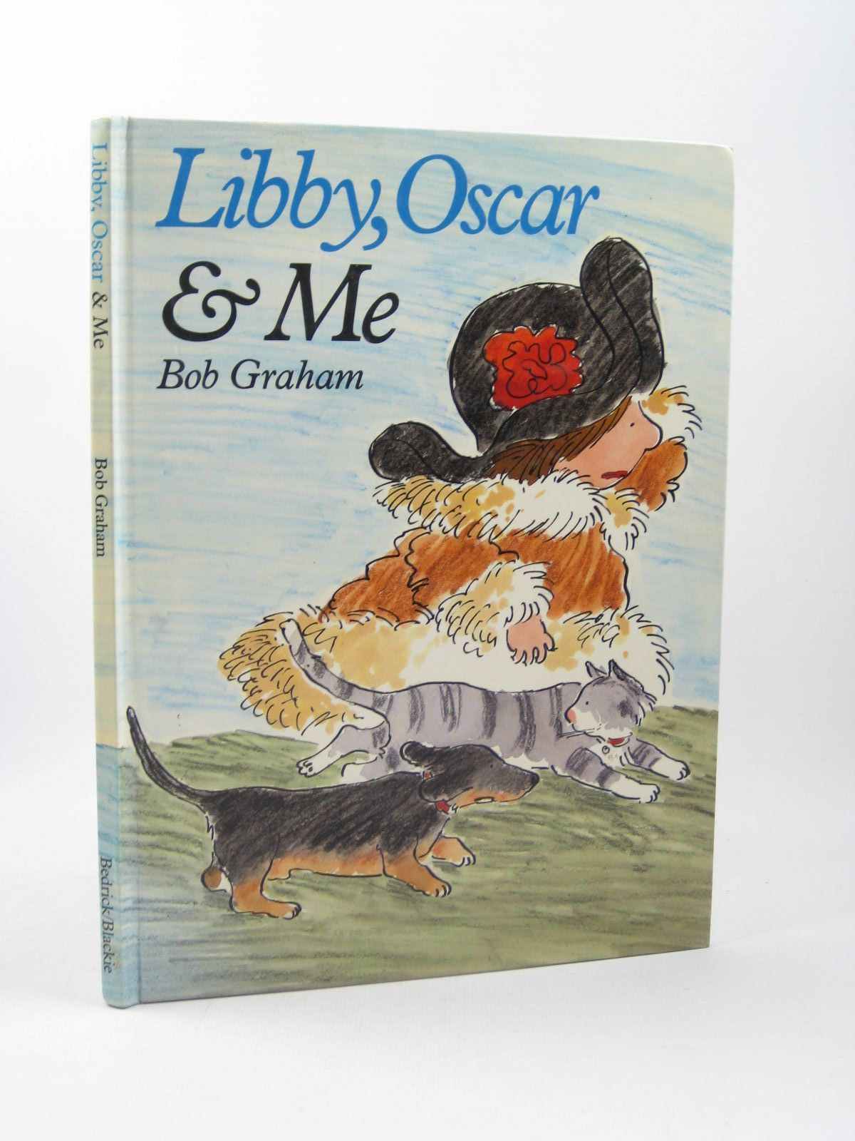 Photo of LIBBY, OSCAR AND ME written by Graham, Bob published by Peter Bedrick Books (STOCK CODE: 1502201)  for sale by Stella & Rose's Books
