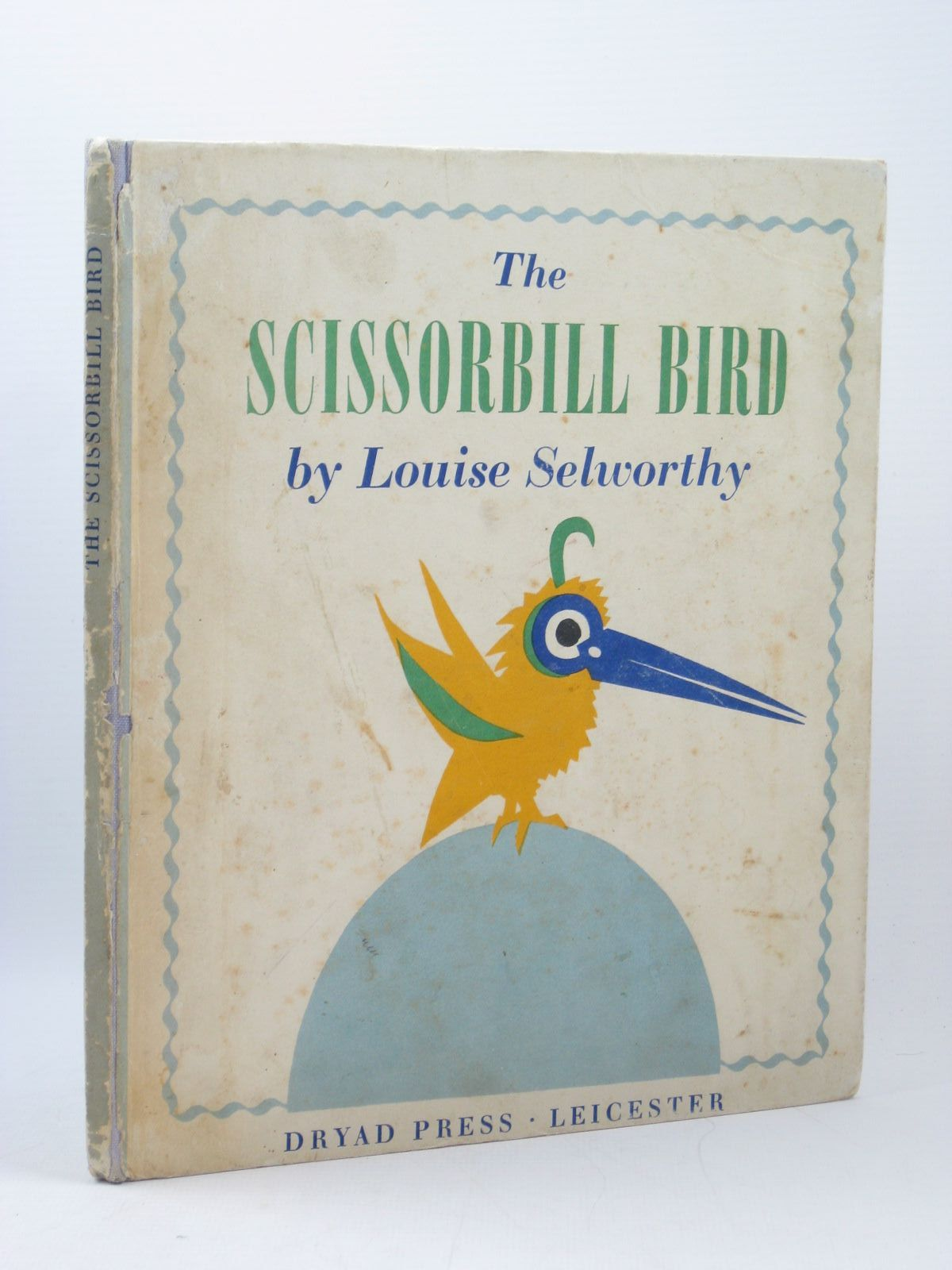 Photo of THE SCISSORBILL BIRD written by Selworthy, Louise published by The Dryad Press (STOCK CODE: 1502240)  for sale by Stella & Rose's Books