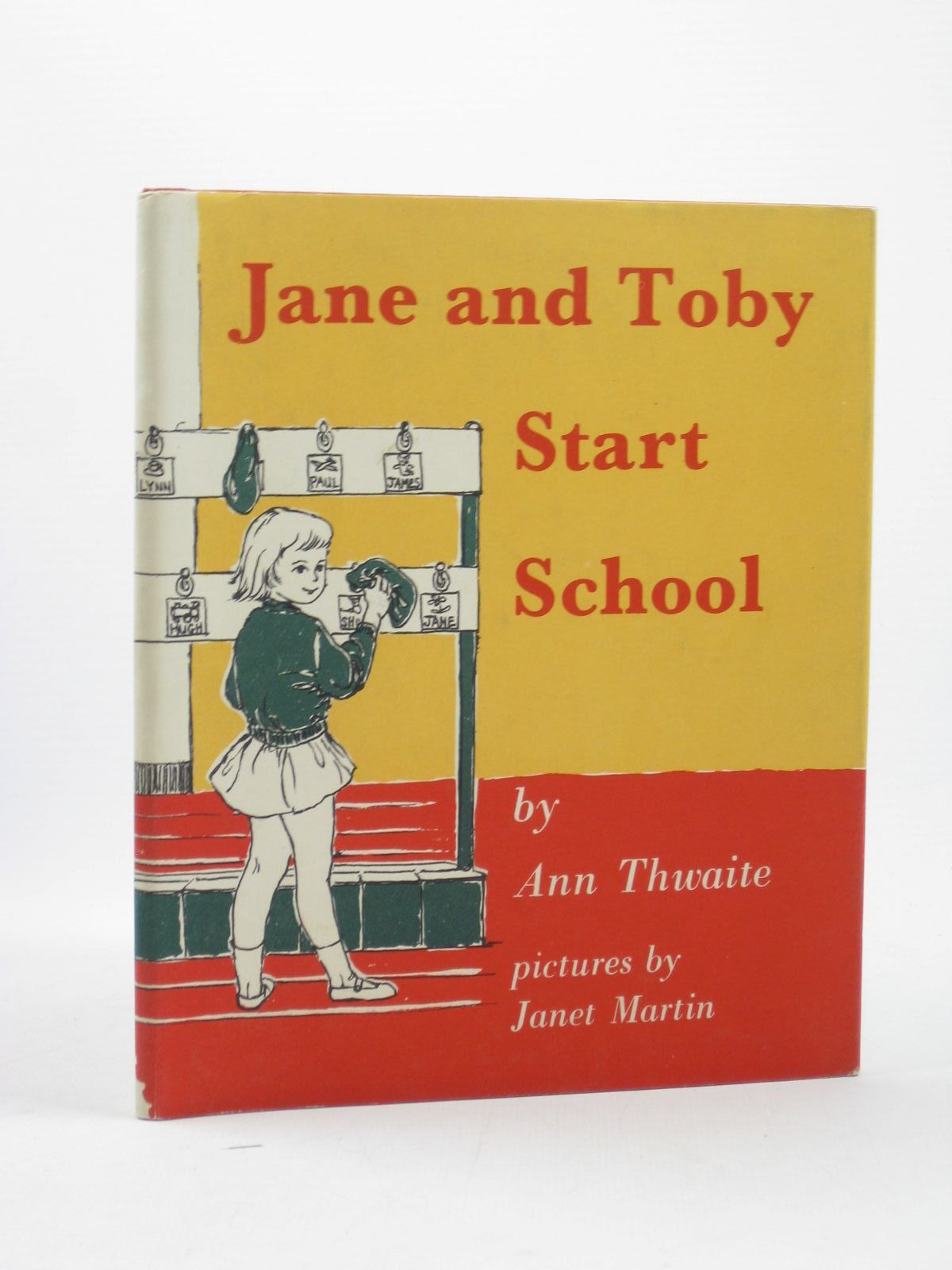Photo of JANE AND TOBY START SCHOOL- Stock Number: 1502262