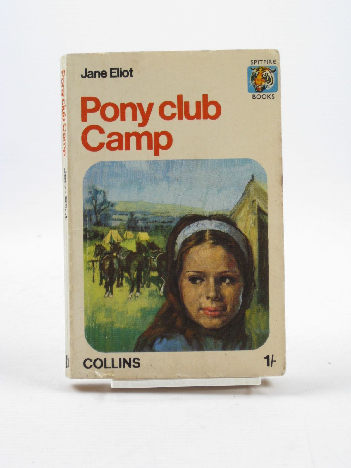 Photo of PONY CLUB CAMP written by Eliot, Jane published by Collins (STOCK CODE: 1502286)  for sale by Stella & Rose's Books