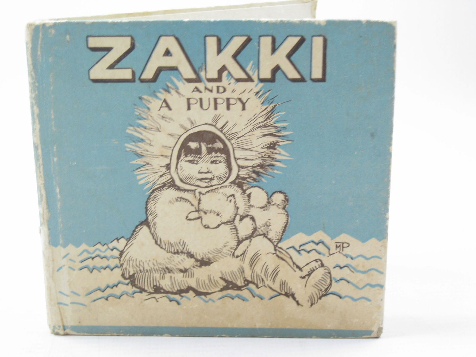 Photo of ZAKKI AND A PUPPY written by Spriggs, Elsie Helena illustrated by Peacock, Mabel published by Edinburgh House Press (STOCK CODE: 1502296)  for sale by Stella & Rose's Books
