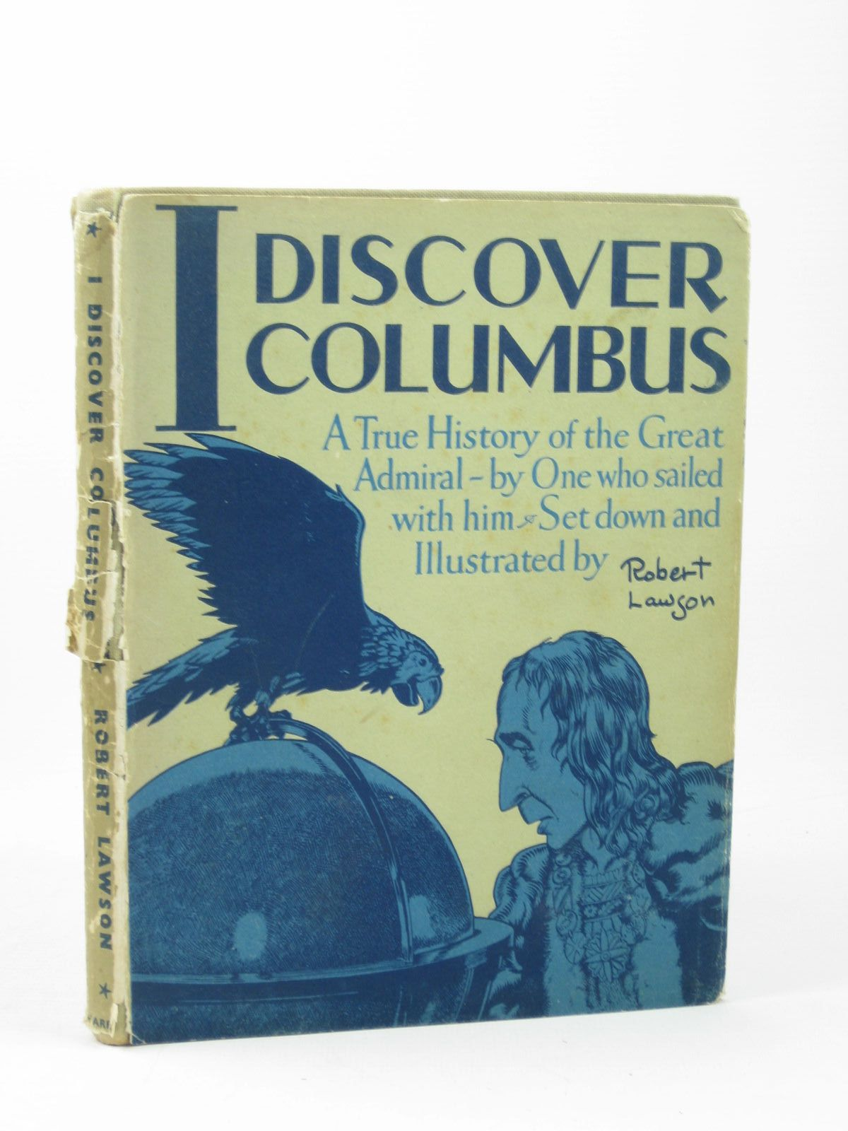 Photo of I DISCOVER COLUMBUS- Stock Number: 1502405