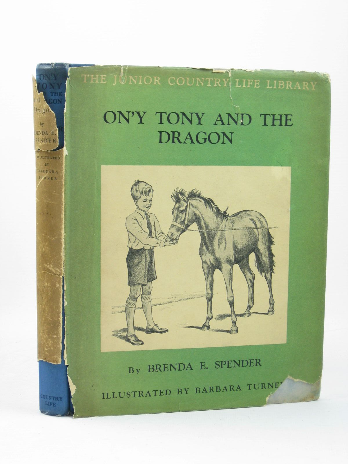 Photo of ON'Y TONY AND THE DRAGON- Stock Number: 1502426