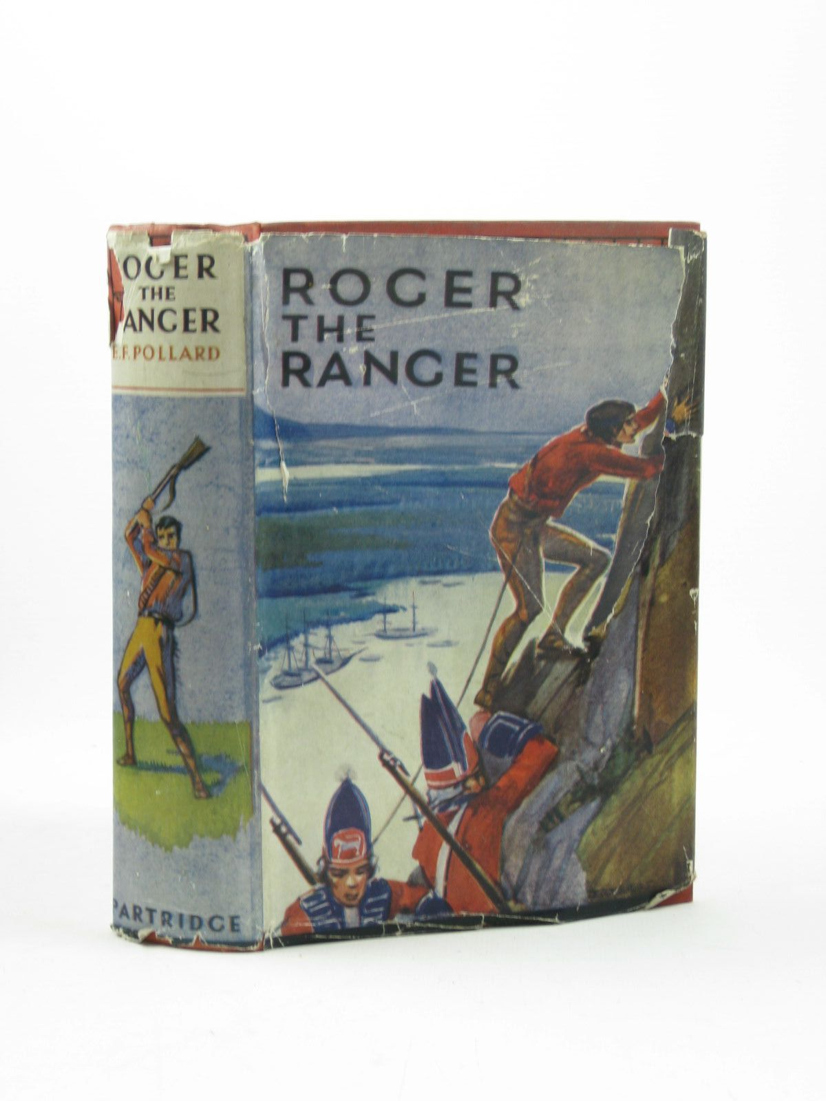 Photo of ROGER THE RANGER- Stock Number: 1502498