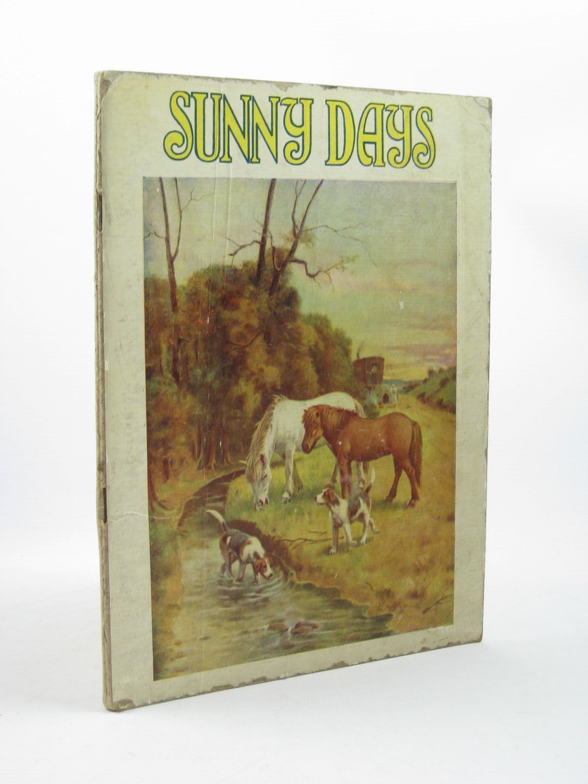 Photo of SUNNY DAYS written by Mackintosh, Mabel published by John F. Shaw & Co Ltd. (STOCK CODE: 1502664)  for sale by Stella & Rose's Books
