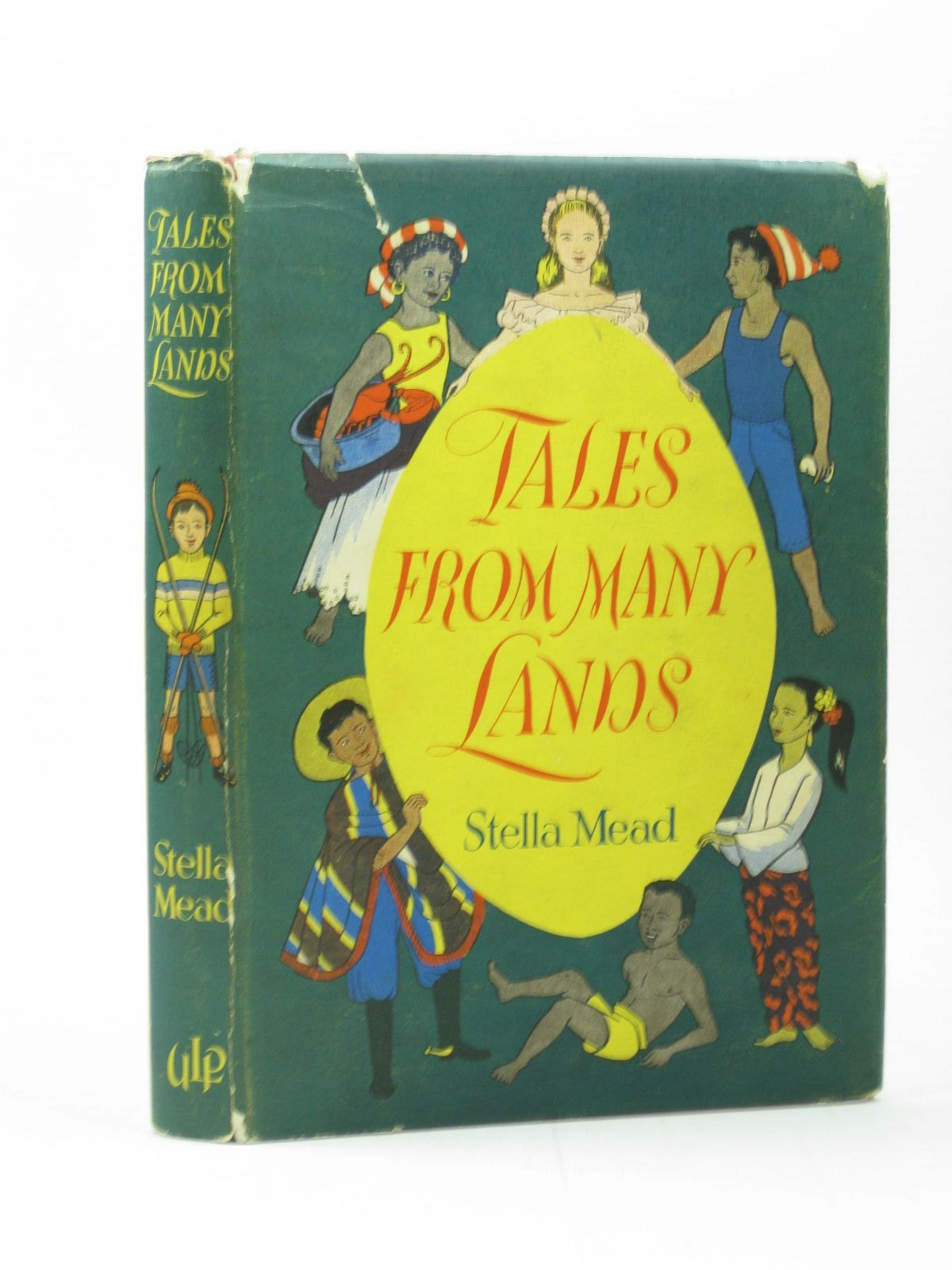 Photo of TALES FROM MANY LANDS written by Mead, Stella illustrated by Fry, George published by University of London Press Ltd. (STOCK CODE: 1502777)  for sale by Stella & Rose's Books