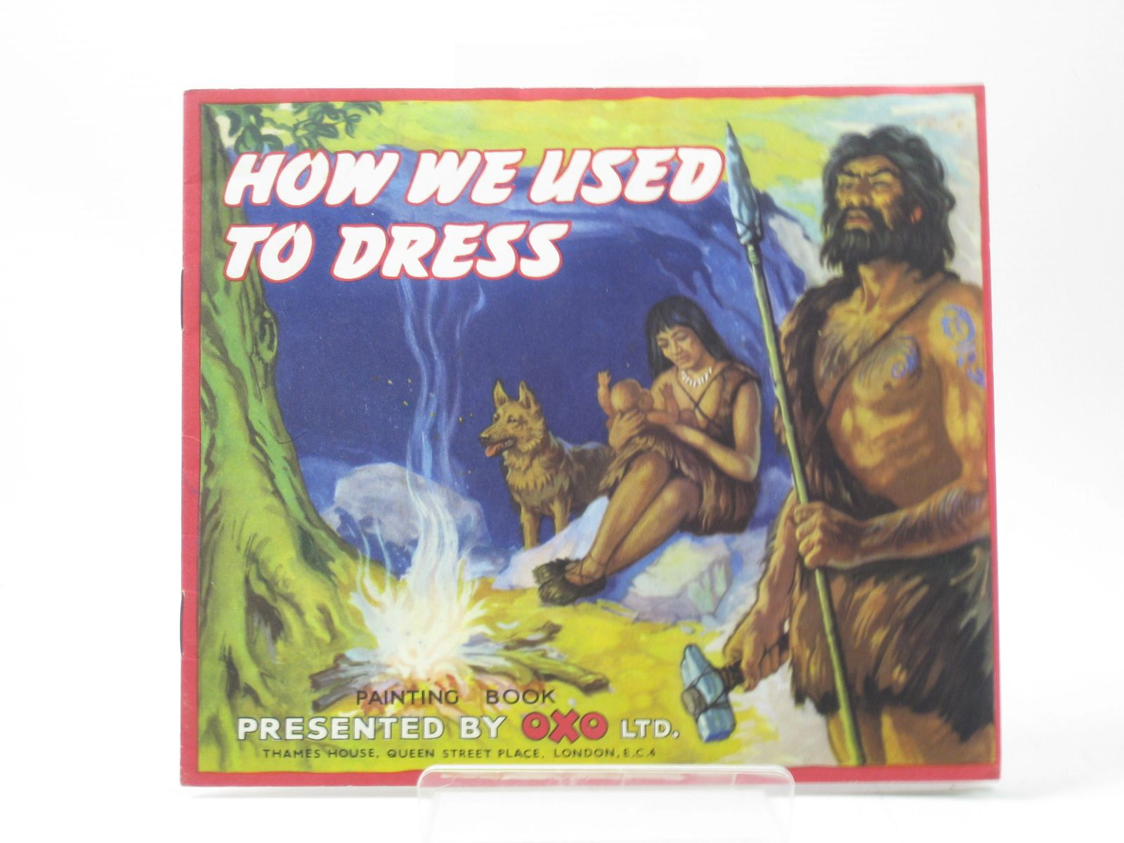 Photo of HOW WE USED TO DRESS (STOCK CODE: 1502816)  for sale by Stella & Rose's Books