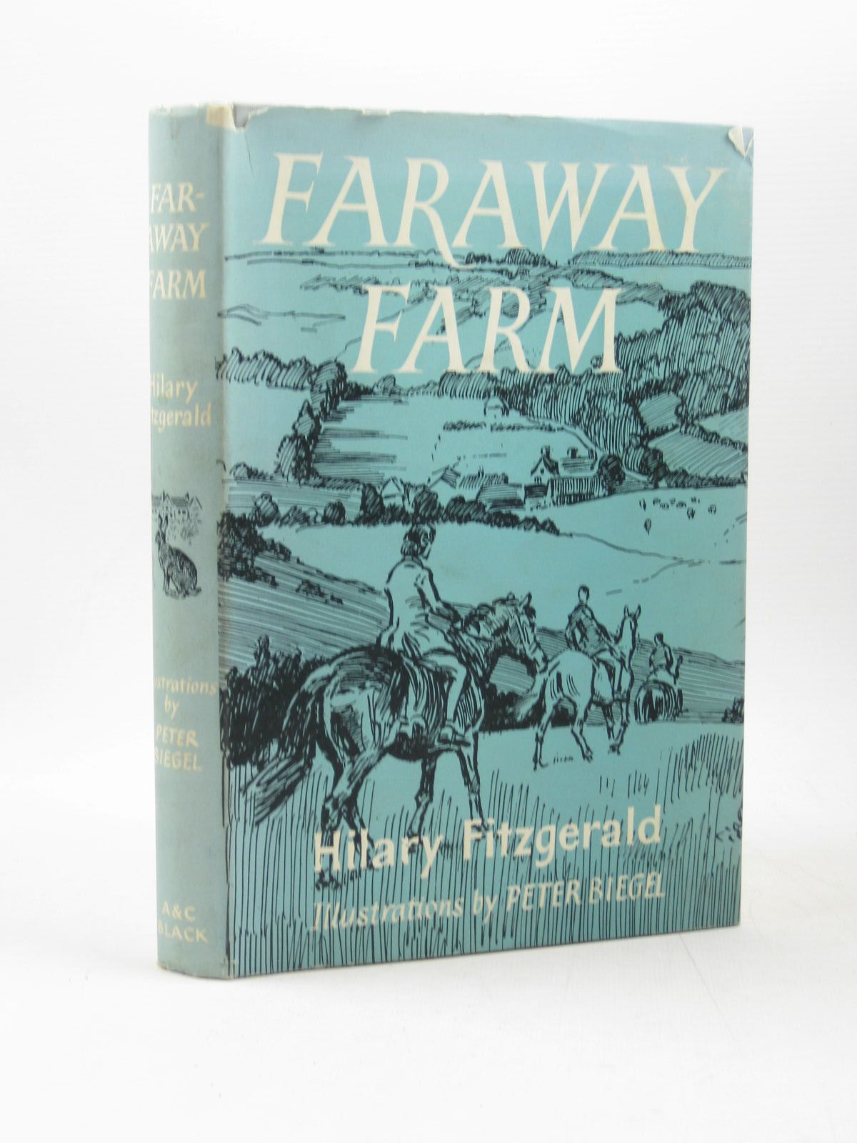 Photo of FARAWAY FARM written by Fitzgerald, Hilary illustrated by Biegel, Peter published by Adam & Charles Black (STOCK CODE: 1502844)  for sale by Stella & Rose's Books