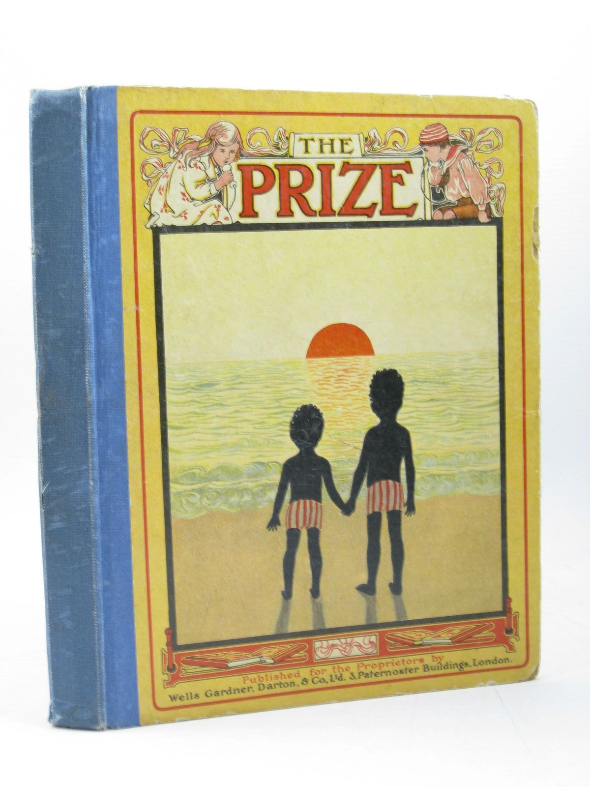 Photo of THE PRIZE FOR BOYS AND GIRLS VOLUME 62 written by Leonard, Bertha et al, illustrated by Slade, Marjorie Garnett, Eve Jenkins, V. Edgecombe et al., published by Wells Gardner, Darton & Co. Limited (STOCK CODE: 1502889)  for sale by Stella & Rose's Books