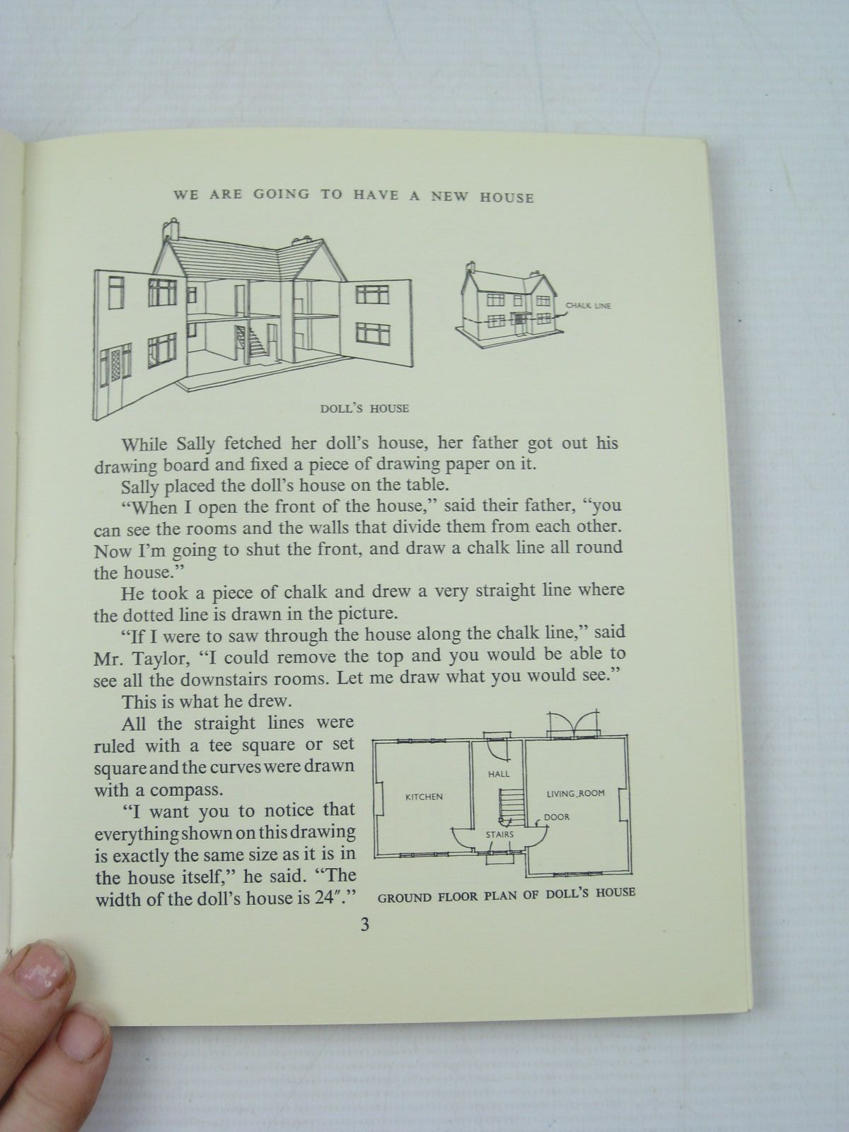 Photo of A HOUSE written by Parkes, C.B. published by The Educational Supply Association Ltd. (STOCK CODE: 1503248)  for sale by Stella & Rose's Books