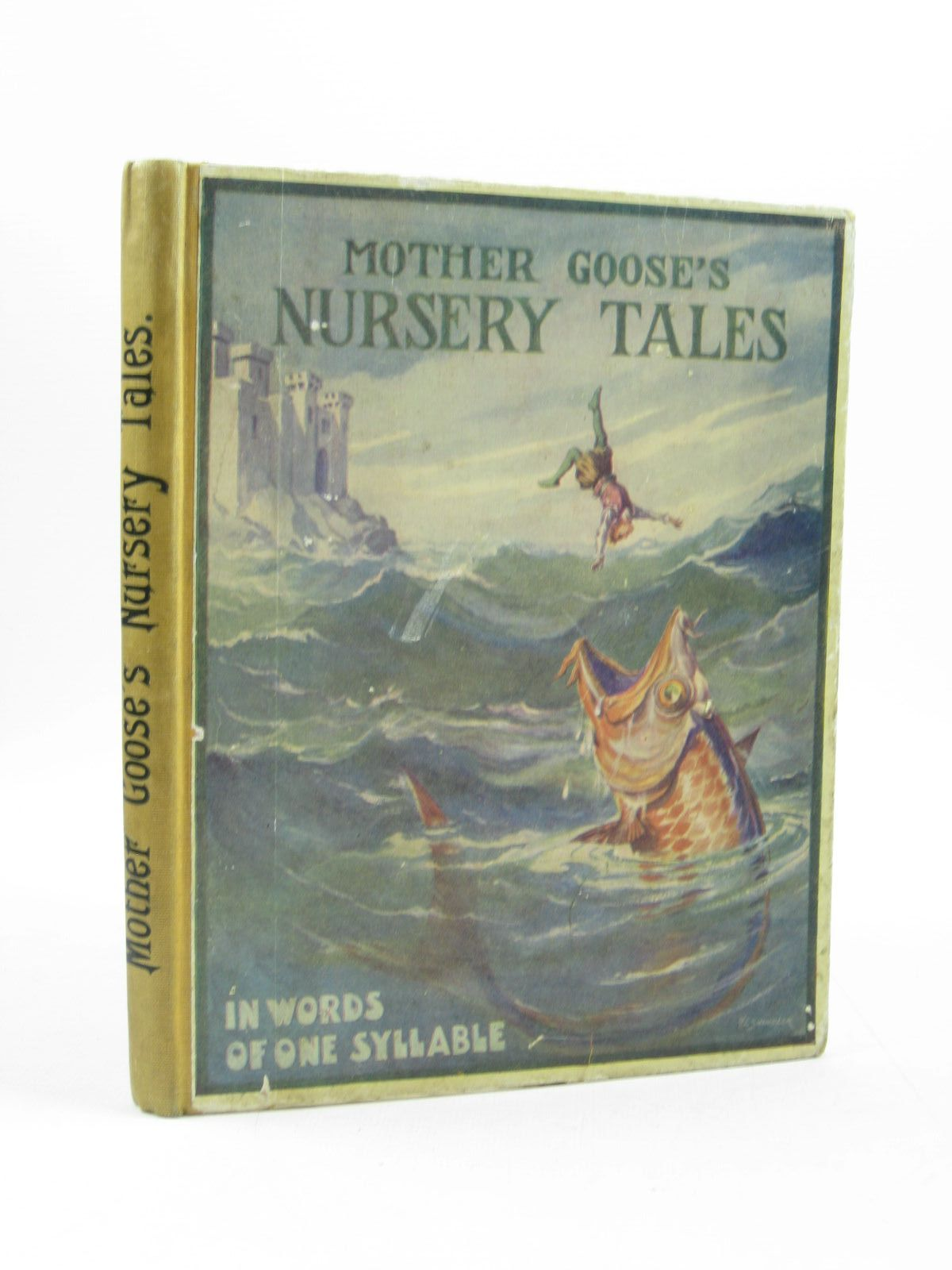 Photo of MOTHER GOOSE'S NURSERY TALES- Stock Number: 1503263