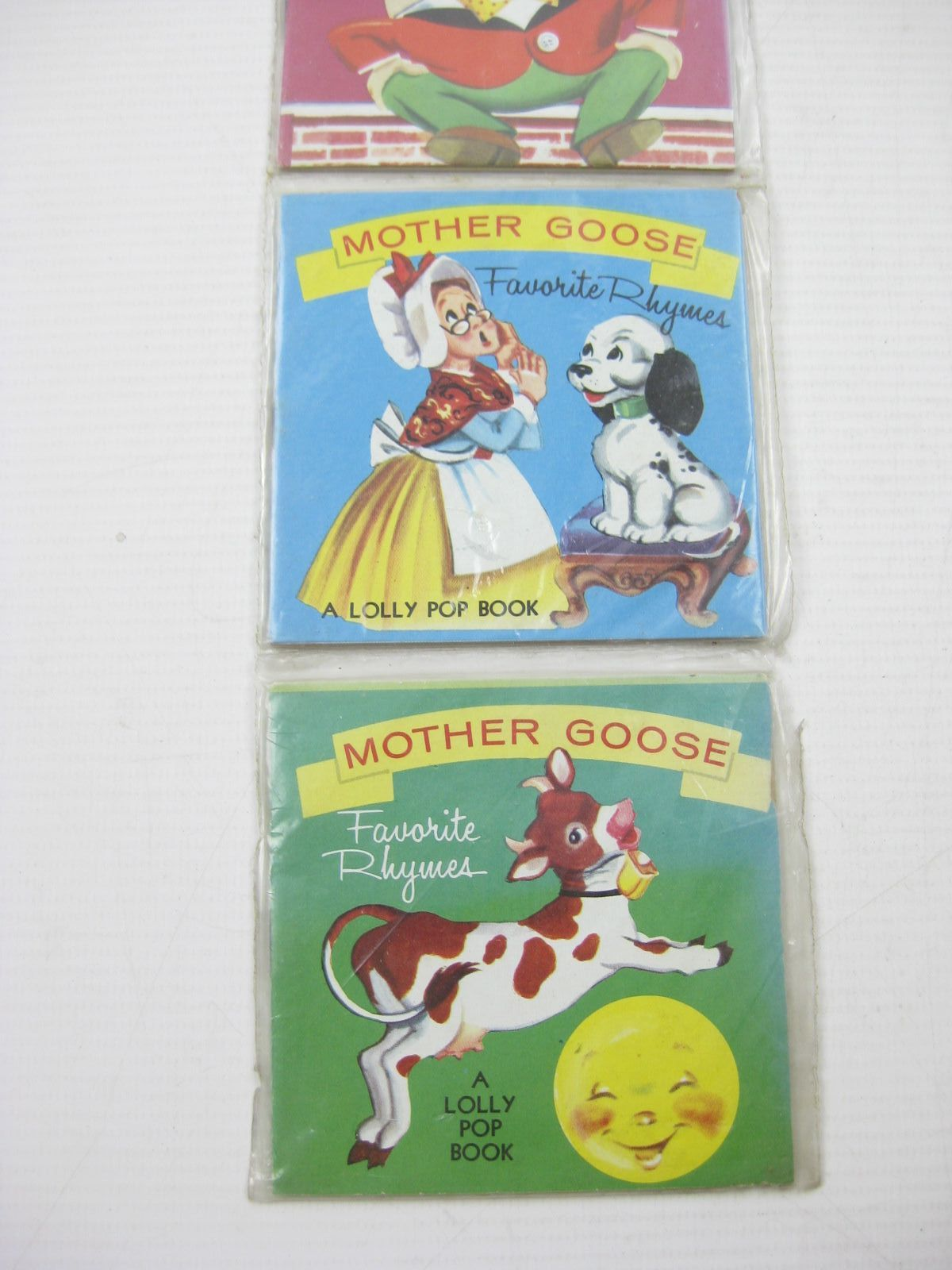 Photo of LITTLE LIBRARY OF 6 MOTHER GOOSE BOOKS published by Lowe (STOCK CODE: 1503419)  for sale by Stella & Rose's Books