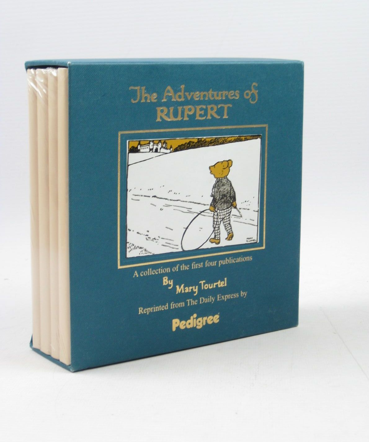 Photo of THE ADVENTURES OF RUPERT written by Tourtel, Mary illustrated by Tourtel, Mary published by Pedigree Books Limited (STOCK CODE: 1503448)  for sale by Stella & Rose's Books