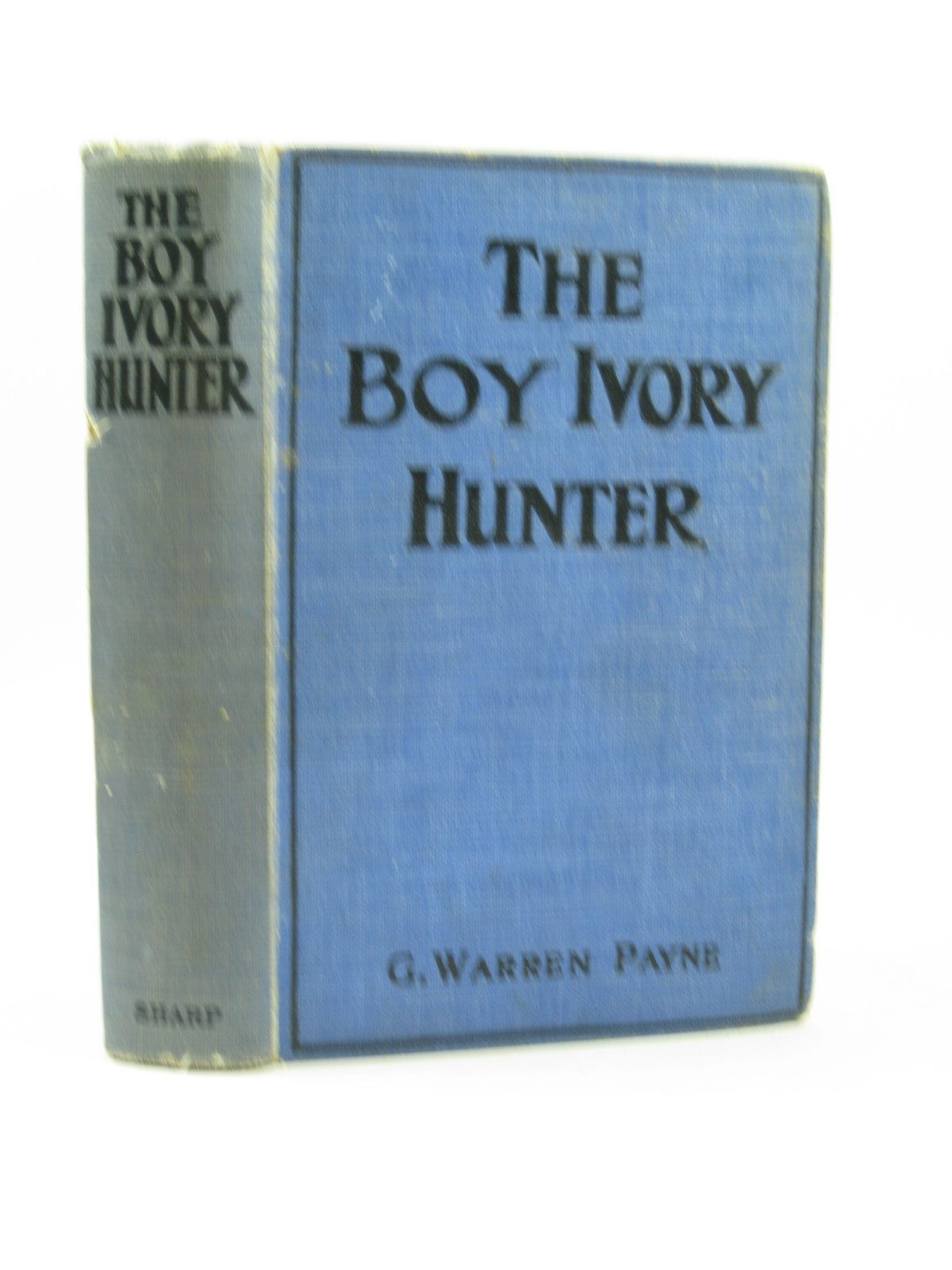 Photo of THE BOY IVORY-HUNTER- Stock Number: 1503605