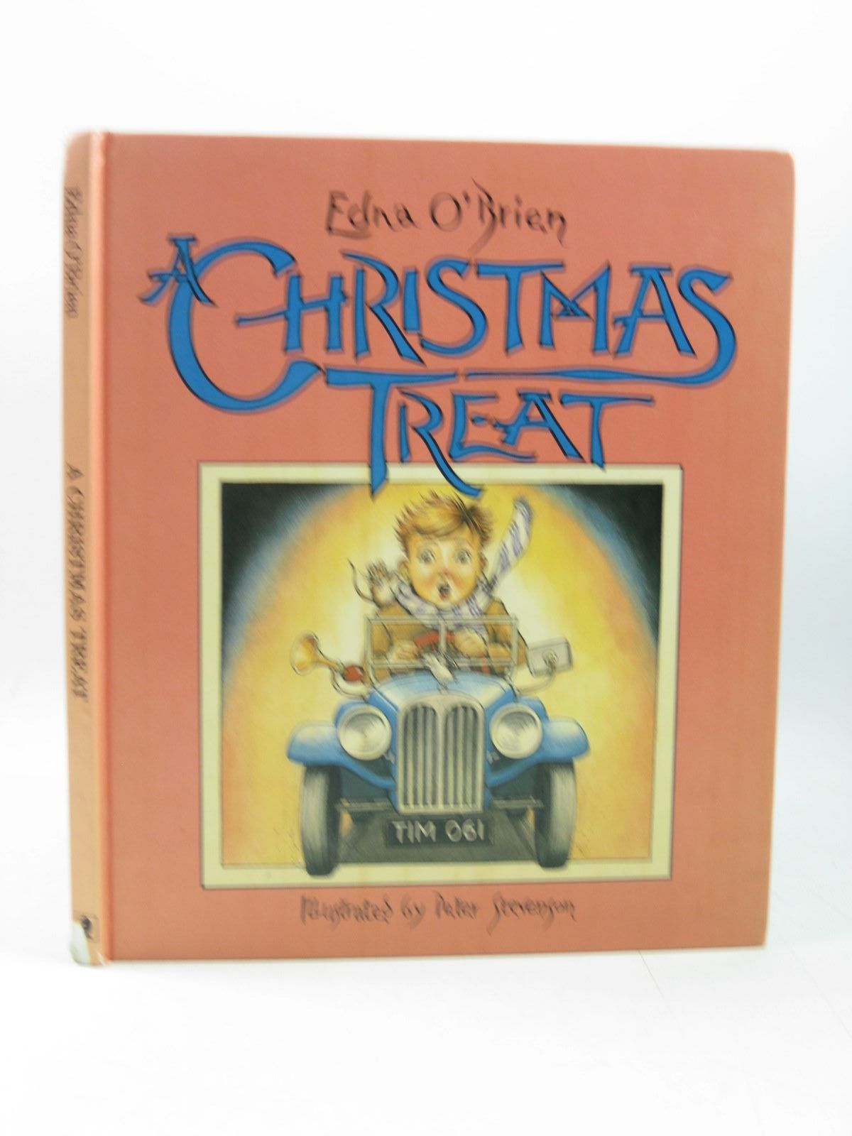 Photo of CHRISTMAS TREAT written by O'Brien, Edna illustrated by Stevenson, Peter published by Hodder & Stoughton (STOCK CODE: 1503804)  for sale by Stella & Rose's Books