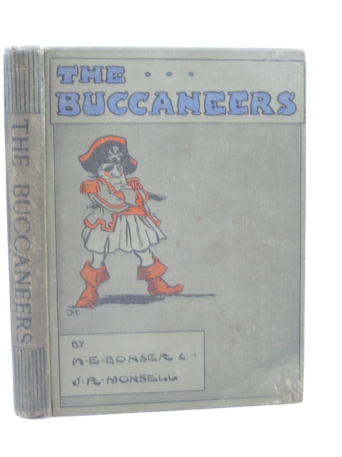 Photo of THE BUCCANEERS - A TALE OF THE SPANISH MAIN- Stock Number: 1503997