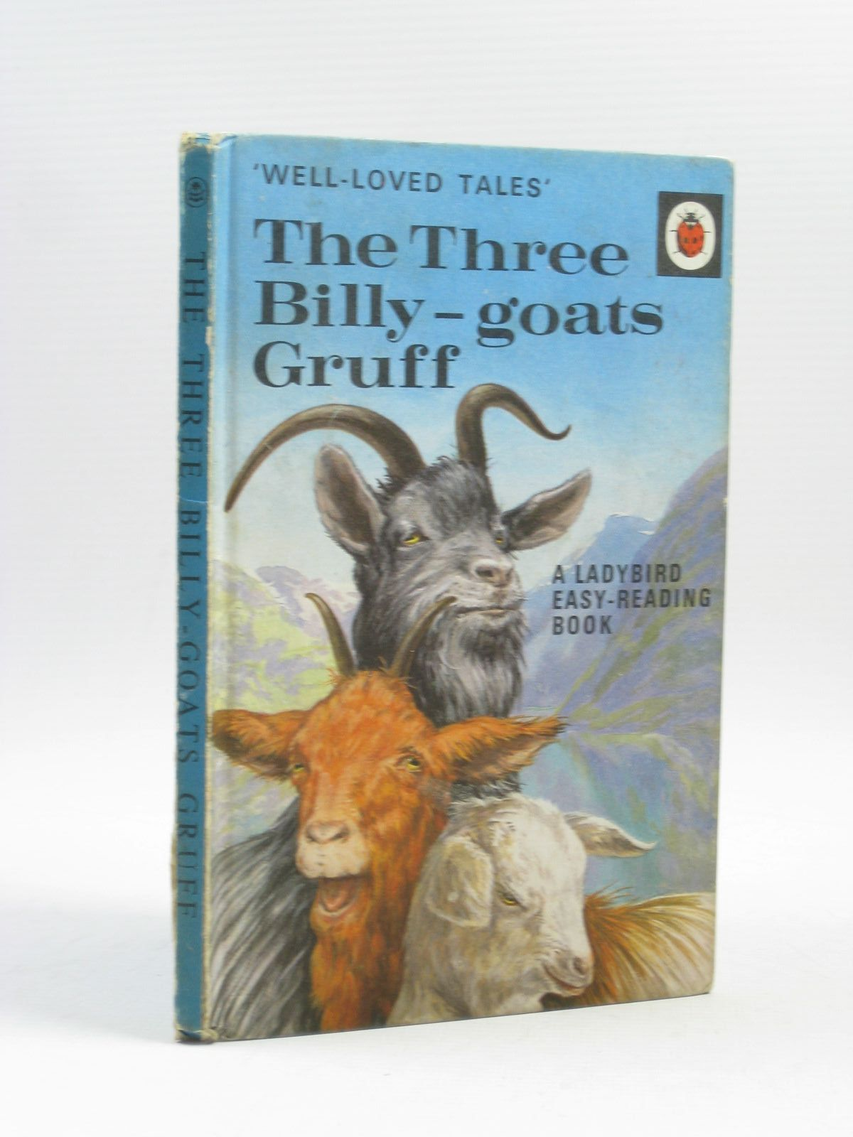 Photo of THE THREE BILLY-GOATS GRUFF written by Southgate, Vera illustrated by Lumley, Robert published by Wills & Hepworth Ltd. (STOCK CODE: 1504062)  for sale by Stella & Rose's Books