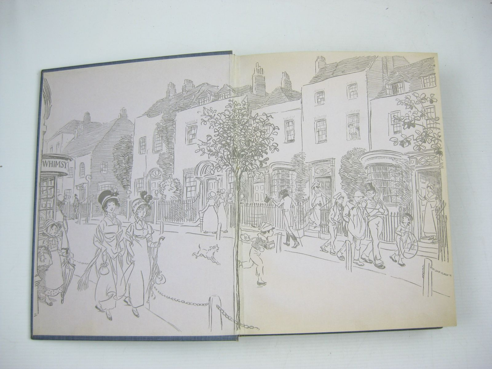 Photo of QUALITY STREET written by Barrie, J.M. illustrated by Thomson, Hugh published by Hodder & Stoughton (STOCK CODE: 1504097)  for sale by Stella & Rose's Books