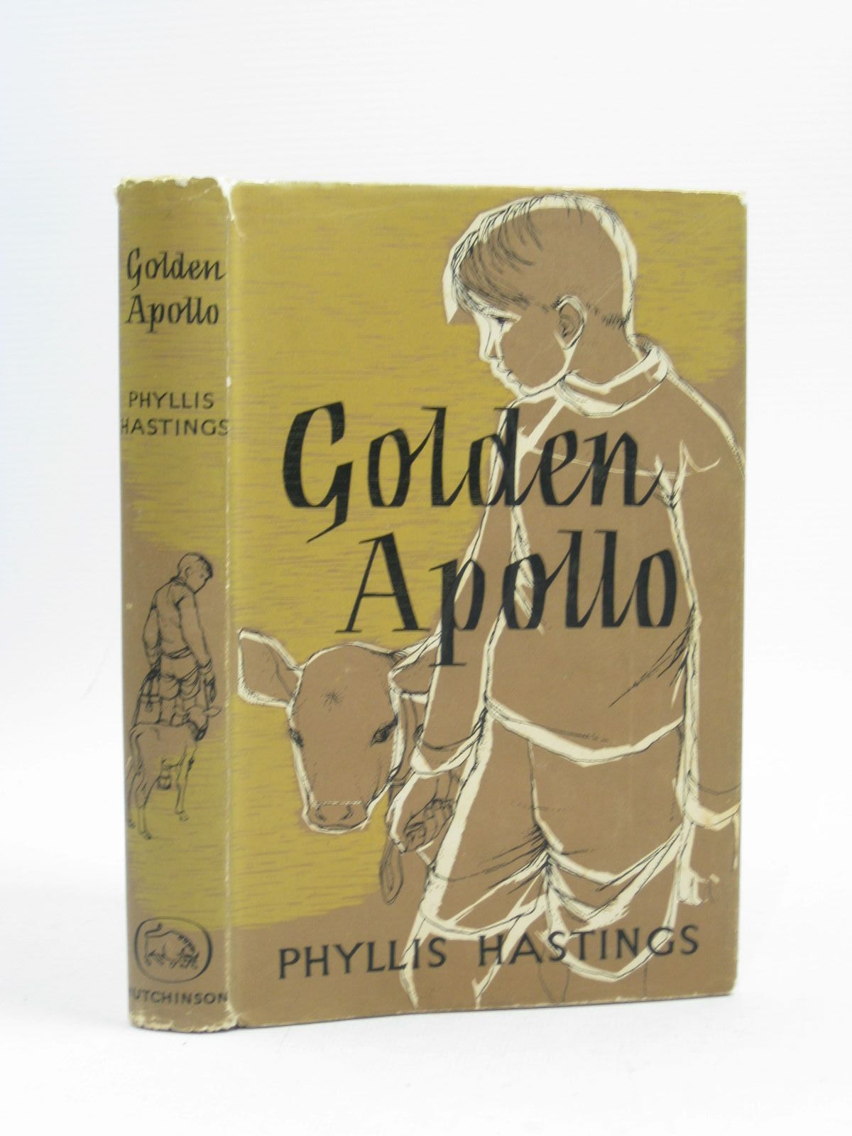 Photo of GOLDEN APOLLO- Stock Number: 1504226