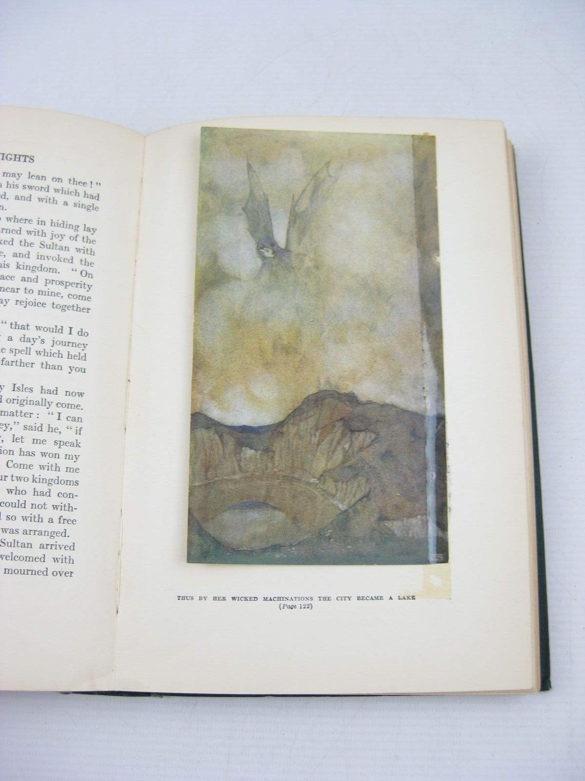 Photo of STORIES FROM THE ARABIAN NIGHTS written by Housman, Laurence illustrated by Dulac, Edmund published by Hodder & Stoughton (STOCK CODE: 1504298)  for sale by Stella & Rose's Books