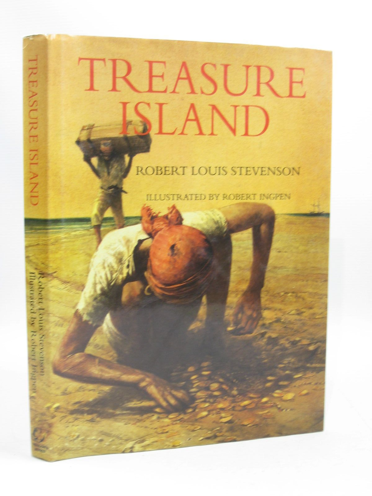 Photo of TREASURE ISLAND- Stock Number: 1504389