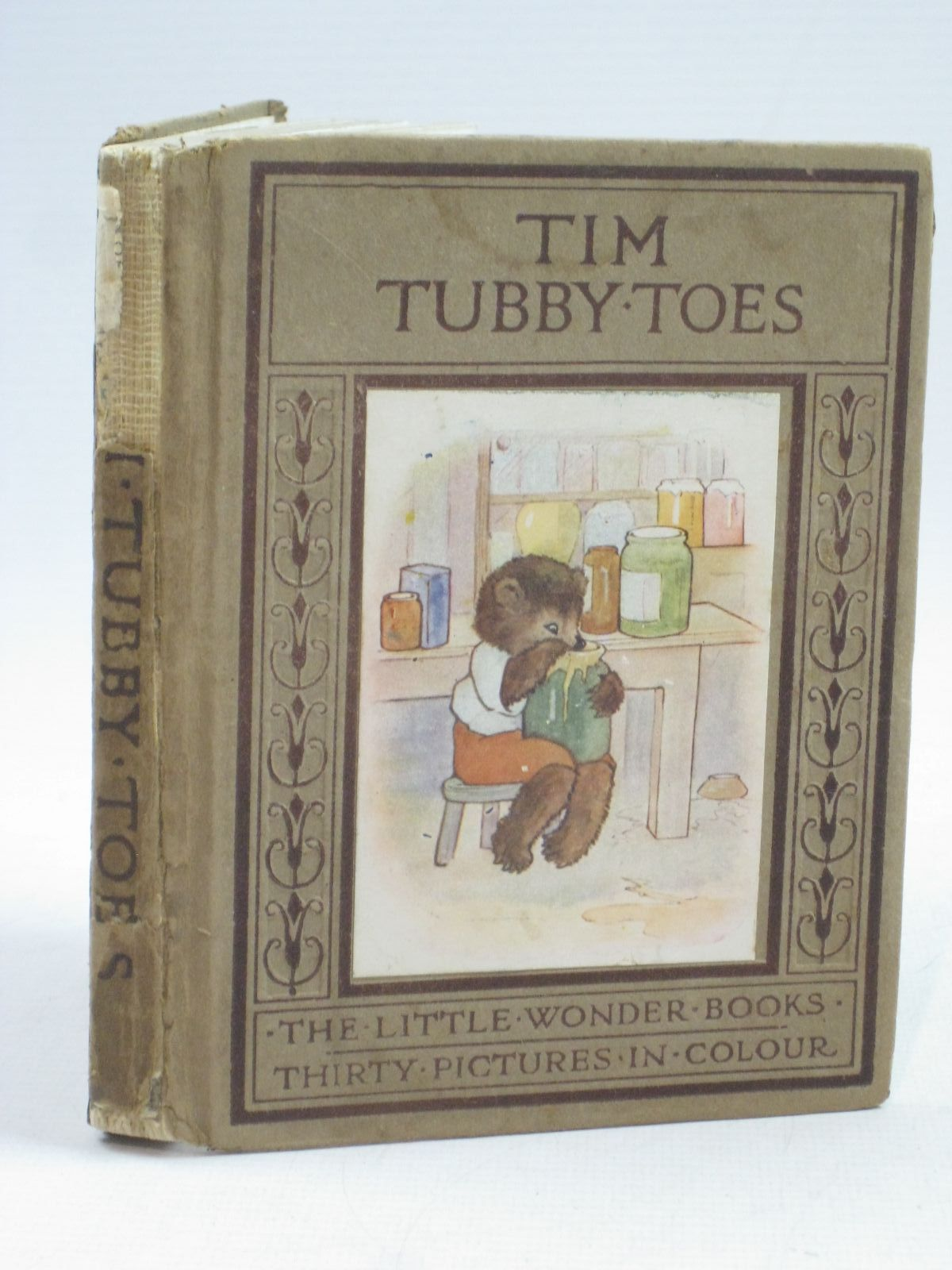 Photo of TIM TUBBY TOES written by Golding, Harry illustrated by Rudge, M.M. Braham, D.E. published by Ward Lock & Co Ltd. (STOCK CODE: 1504423)  for sale by Stella & Rose's Books