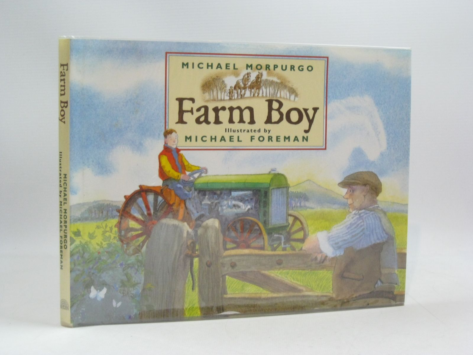 Photo of FARM BOY- Stock Number: 1504441