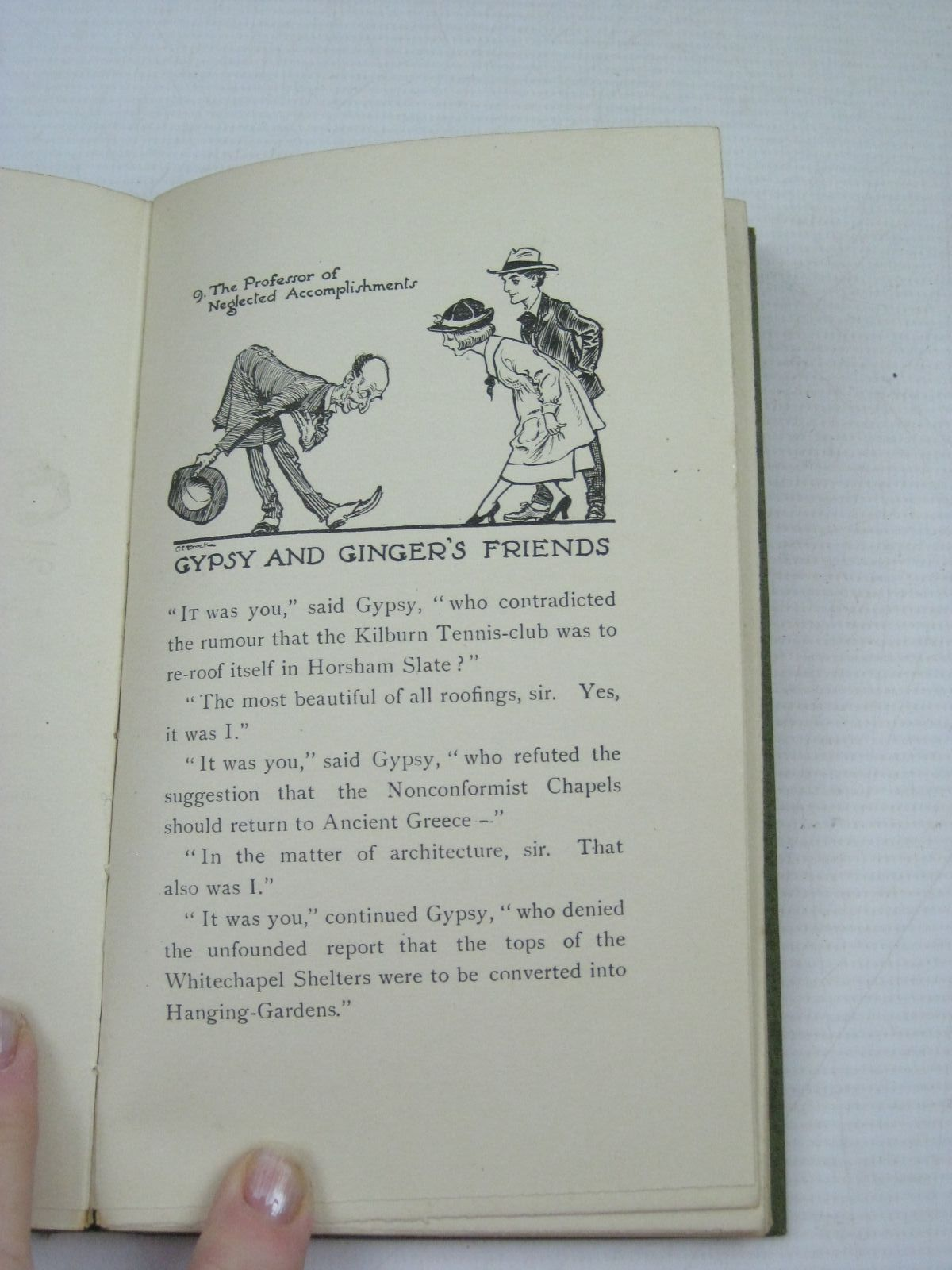 Photo of GYPSY AND GINGER written by Farjeon, Eleanor published by J.M. Dent & Sons Ltd. (STOCK CODE: 1504460)  for sale by Stella & Rose's Books